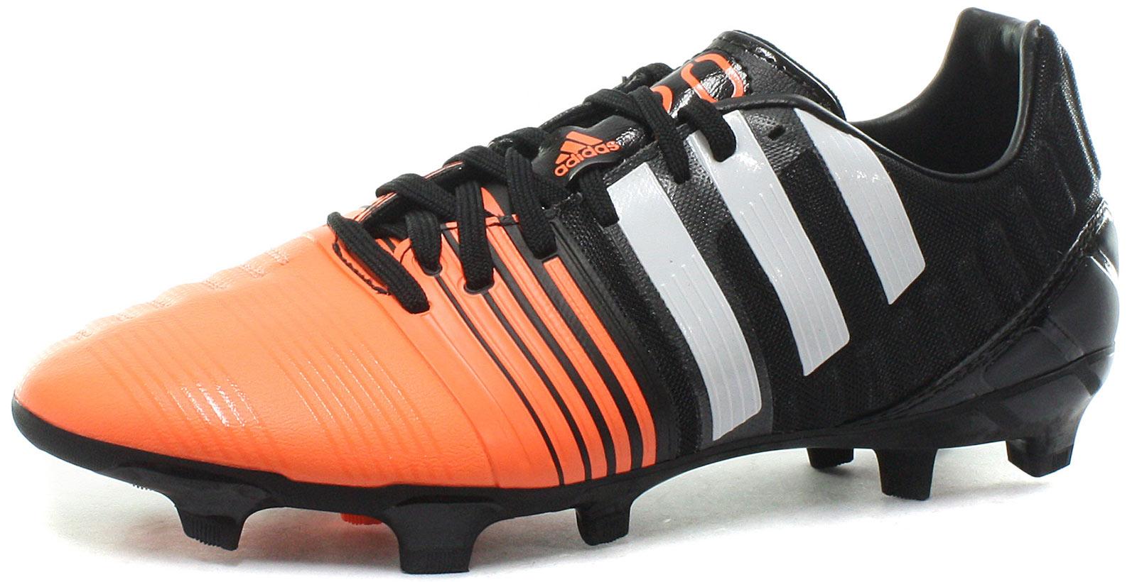 Nuovo Adidas Nitrocharge 2.0 Fg Sautope Calcio Uomo Tutte le Misure