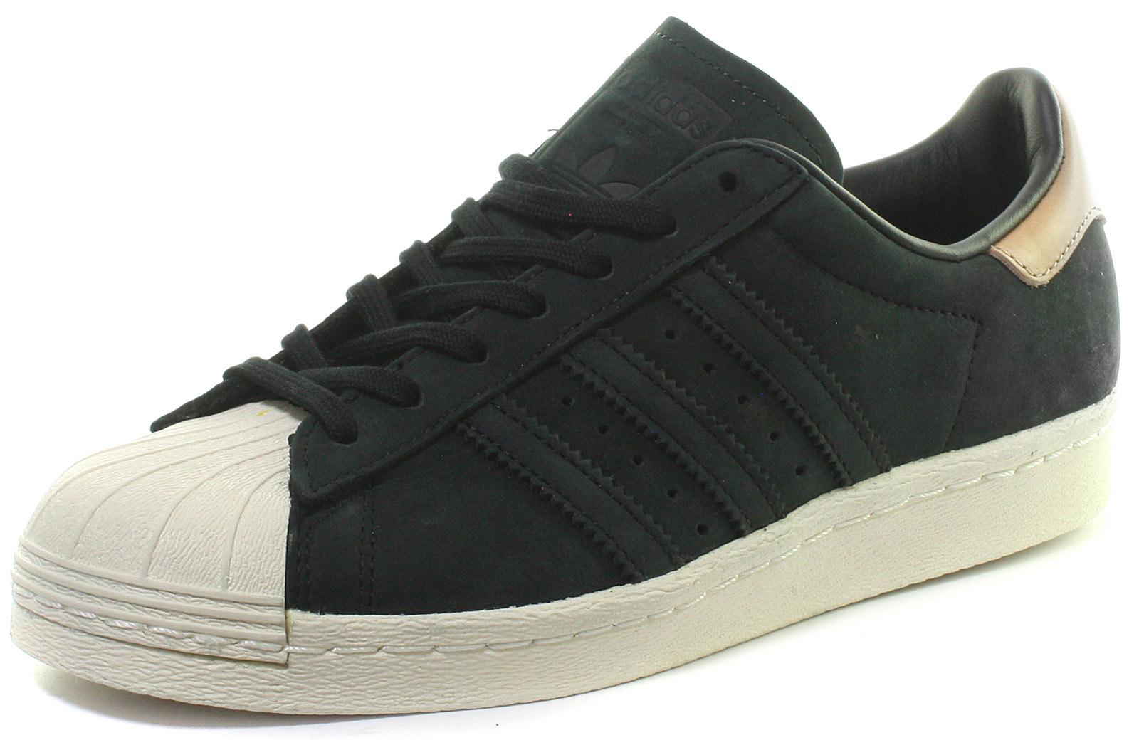 Nuevo Adidas Originals Superstar Años Años Años 80 Zapatillas de Mujer Todas las Tallas  compras online de deportes