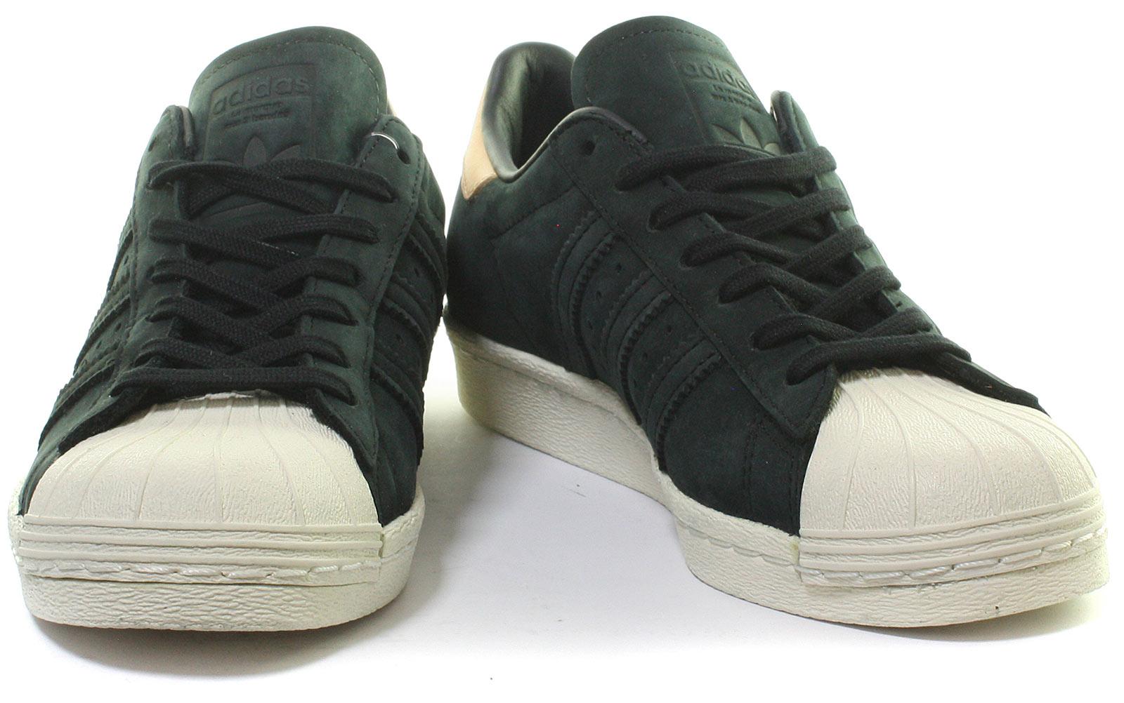 separation shoes fb7c4 b8c49 Neuf Adidas Originaux Superstar Années 80 Baskets pour Femme Toutes les  Tailles 2 2 sur 3 ...