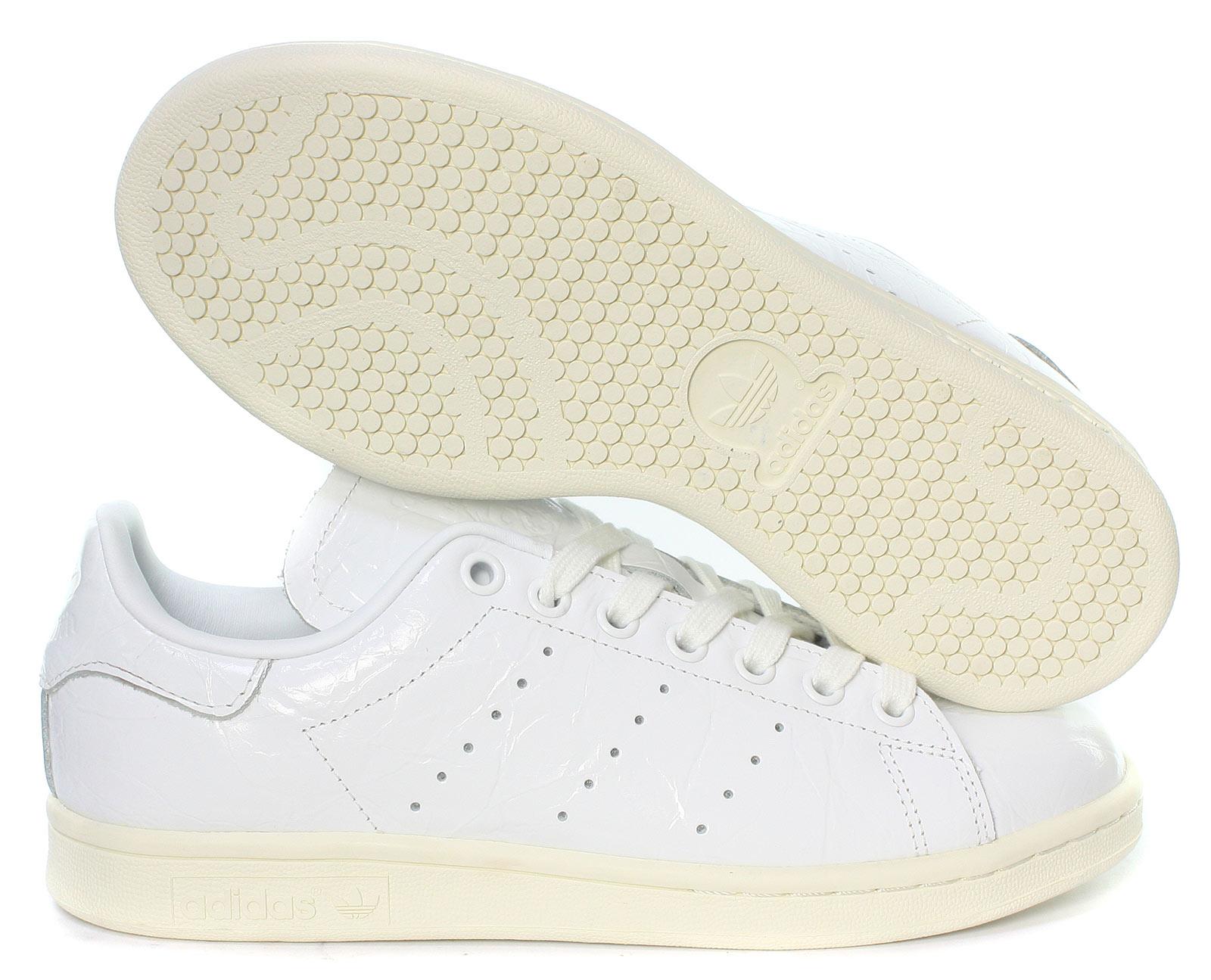 Nuovo Adidas Adidas Adidas Originali Stan Smith da Donna Scarpe da Ginnastica Tutte le Taglie 5fe106