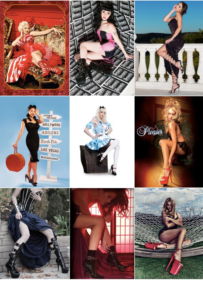 brands pagemontage