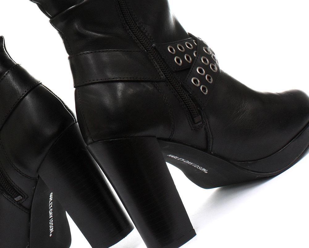 New Harley Davidson Maribel Womens Knee High Boots All