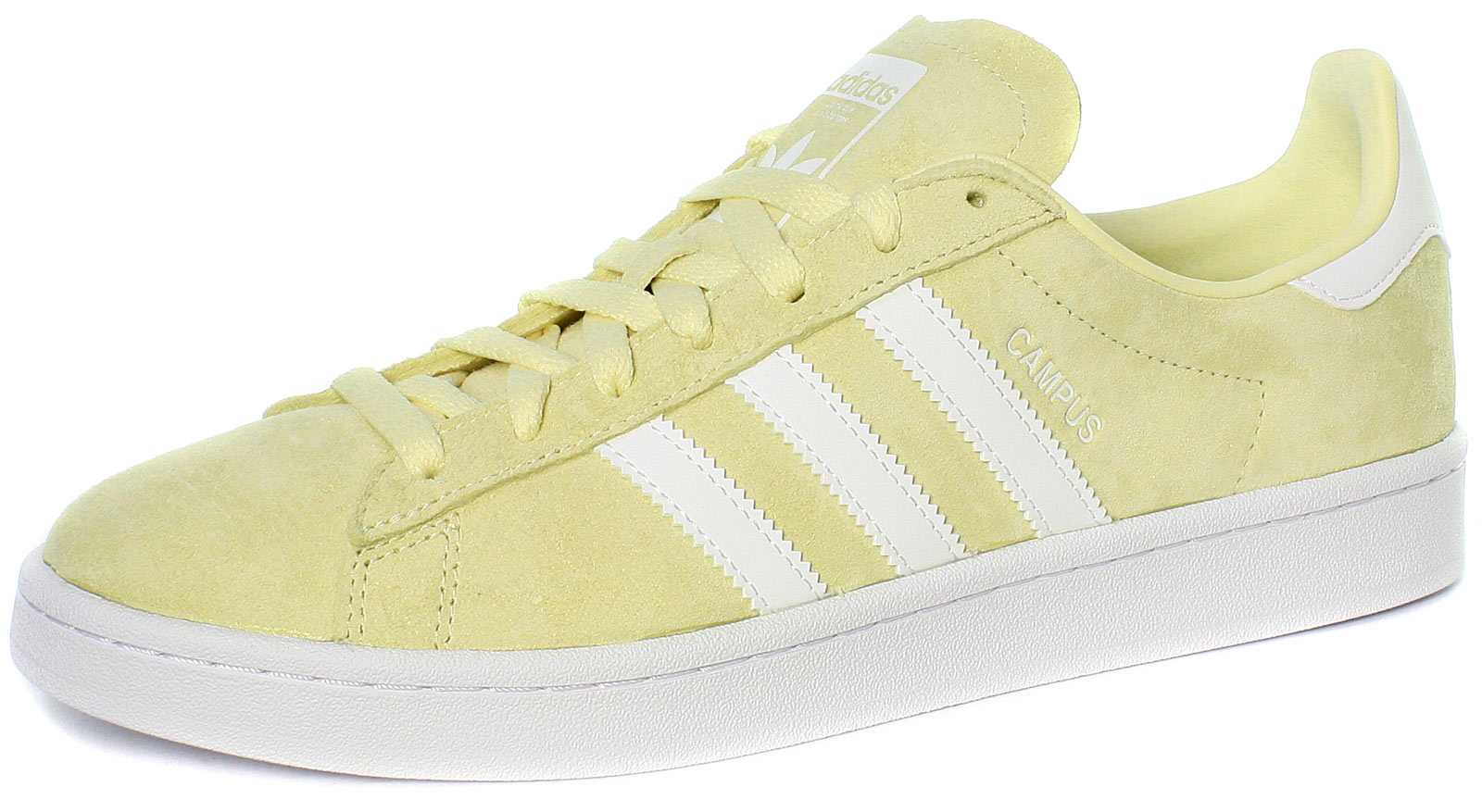adidas originals campus trainers in beige bz0072