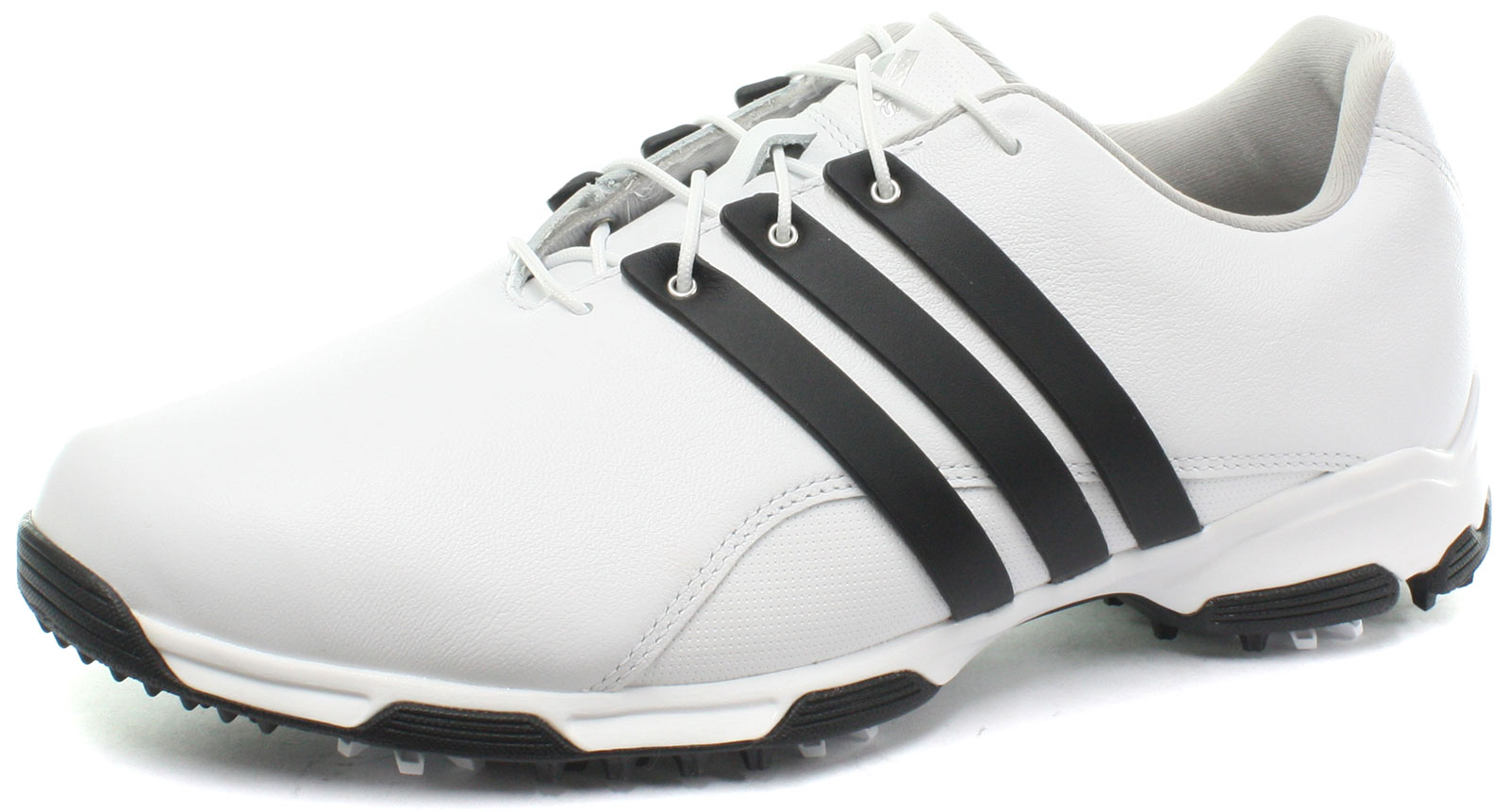 bd04f464eb28 ... Waterproof Golf Shoes With Spikes F33418 White UK Size 10.5. About this  product. Picture 1 of 6 ...