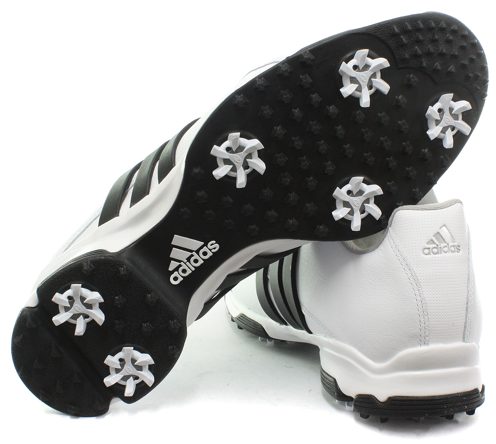Adidas Pure  TRX WD Wide Fit  Pure Uomo Golf Schuhes / Trainers ALL SIZES db1885