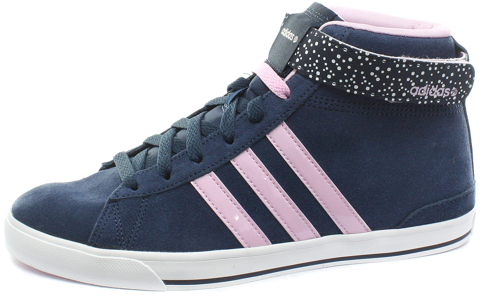 New Daily adidas Daily New Twist Mid Womens Trainers Size () ecdc17