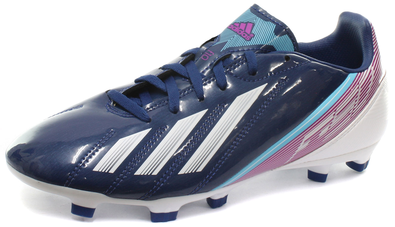 best website d64c1 afb2f New adidas F10 TRX FG Junior Football Boots Size UK 5.5