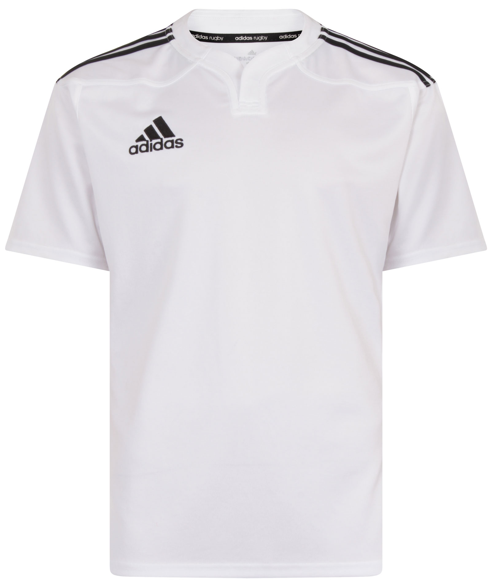 T shirt white ebay - New Adidas Tw 3s Mens Short Sleeve Rugby Training Jersey Top All Sizes