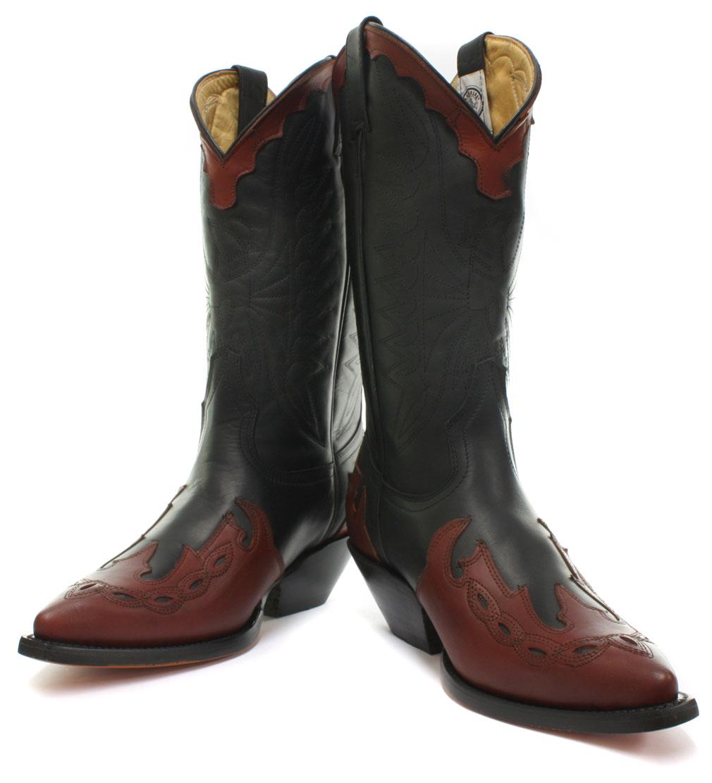 Cowboy Tailles Grinders Hommes bordeaux Toutes Les Neuf Arizona Bottes Noir q1xYga6g