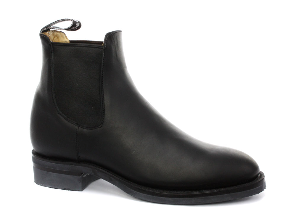 Nouveau Numᄄᆭro Bottines 43 Homme 9eu Jodhpur Grinders Black Uk ULzVSqMpG
