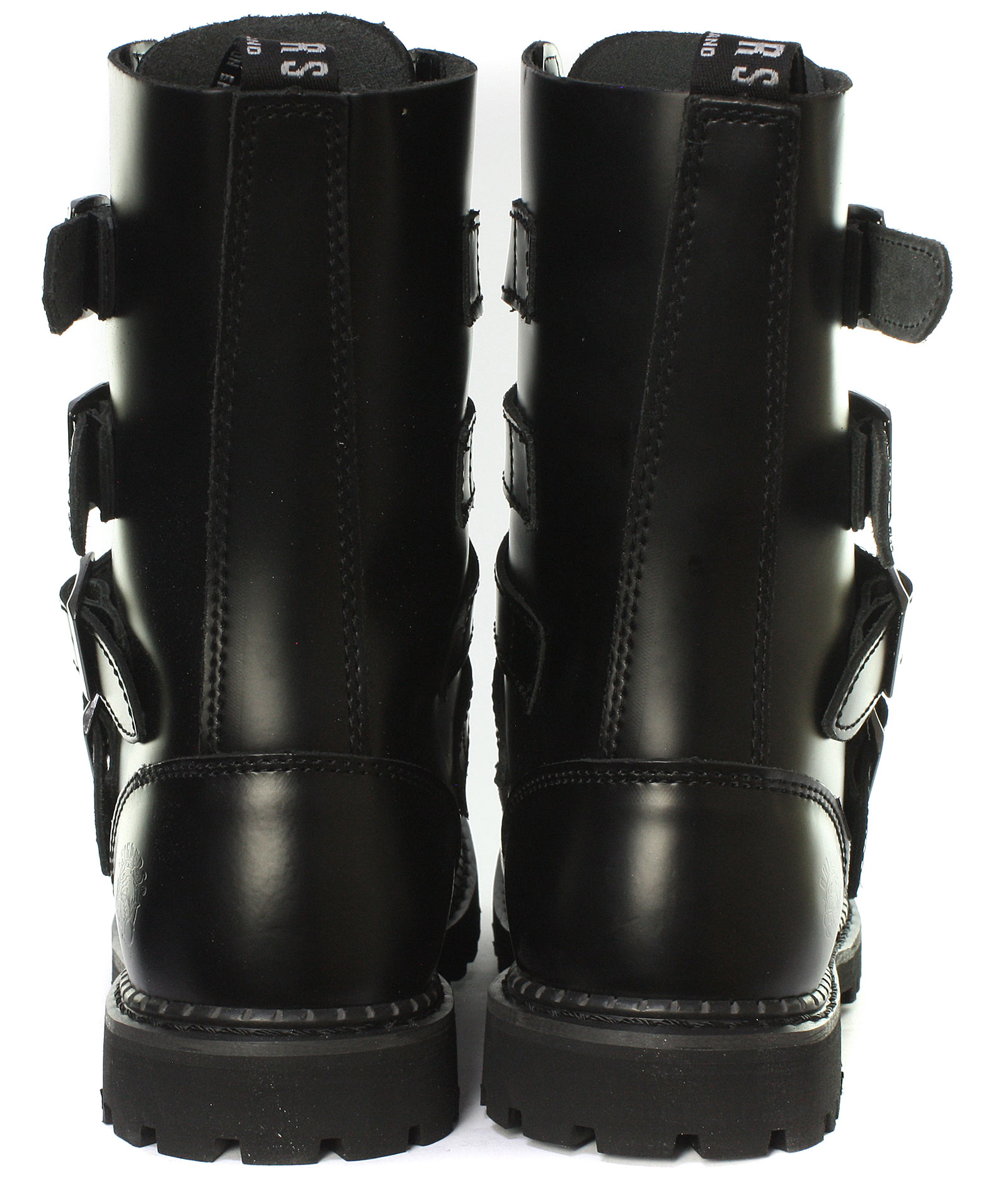 Grinders-Quad-CS-14-Eyelet-Buckle-Unisex-Steel-Toe-Derby-Boots-ALL-SIZES thumbnail 3
