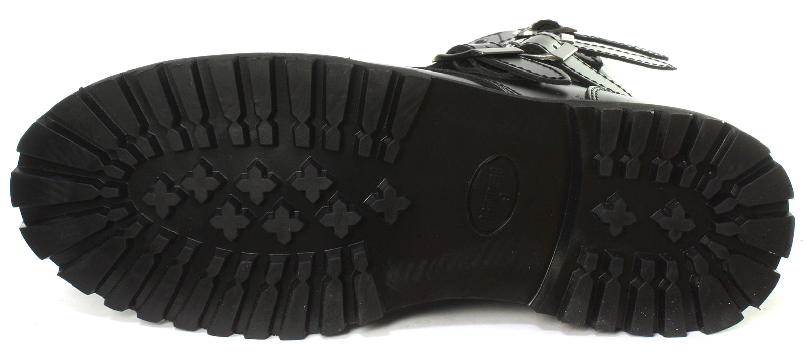 Grinders-Quad-CS-14-Eyelet-Buckle-Unisex-Steel-Toe-Derby-Boots-ALL-SIZES thumbnail 5