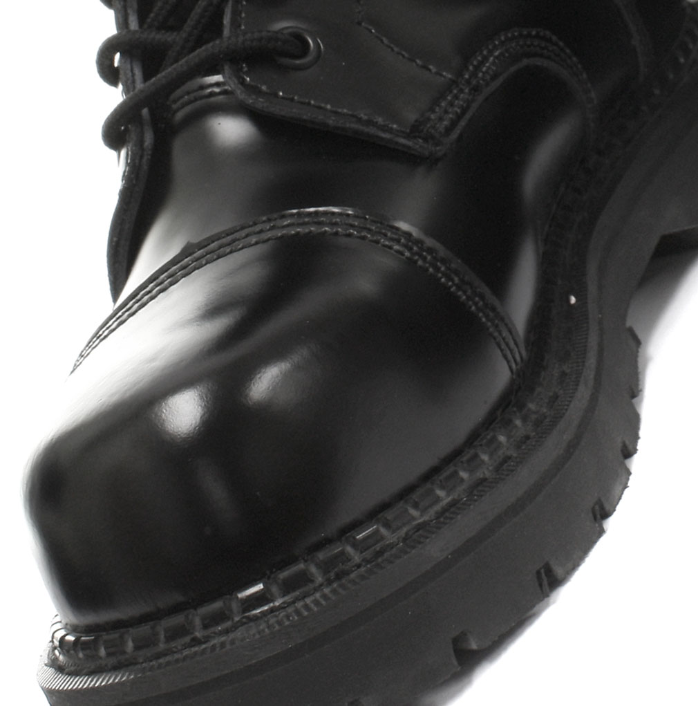 Grinders Stag Black Mens Safety Steel Toe Cap Boots