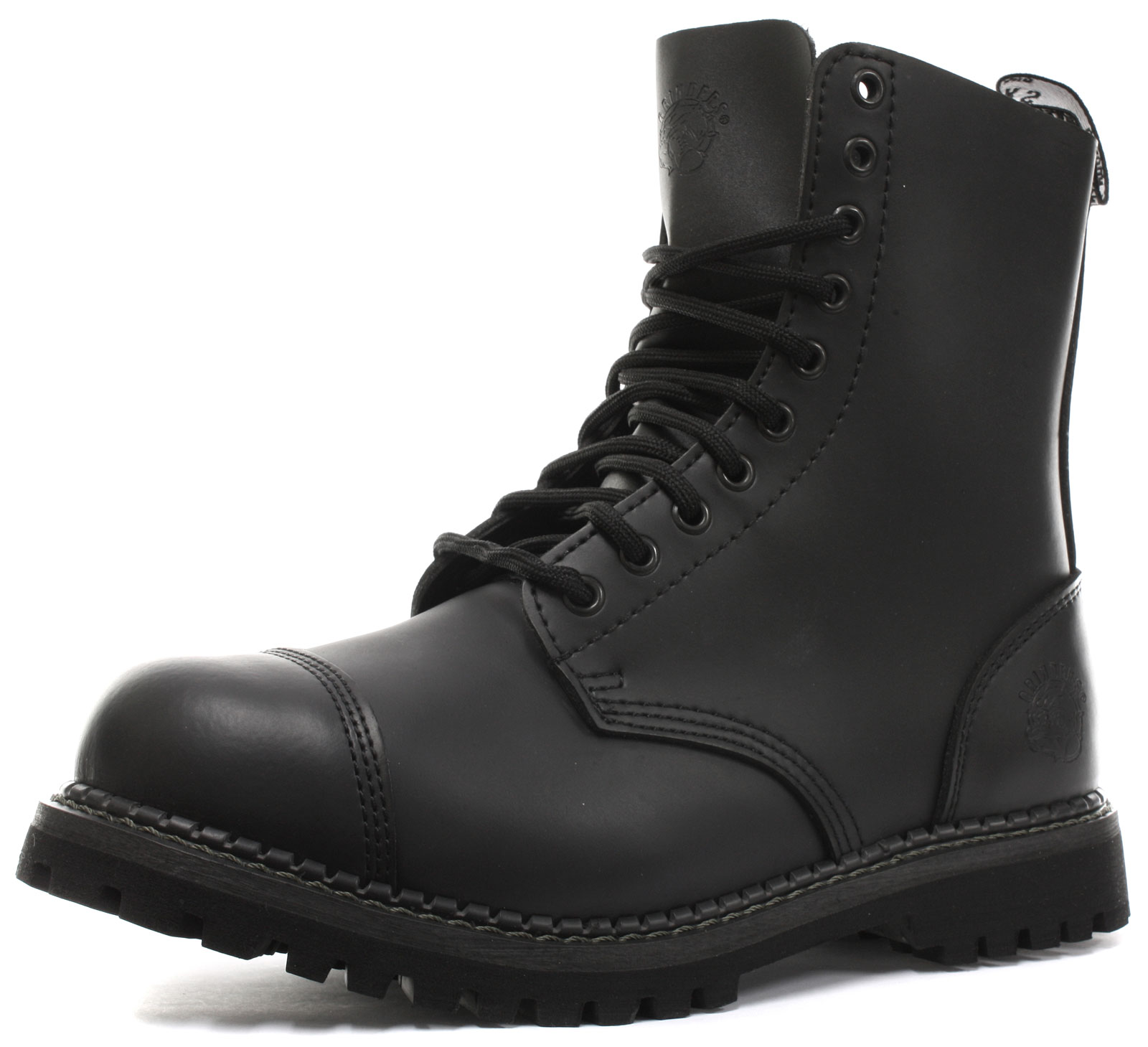 Grinders Stag 2015 Matte Finish Mens Safety Steel Toe Cap Boots ALL SIZES