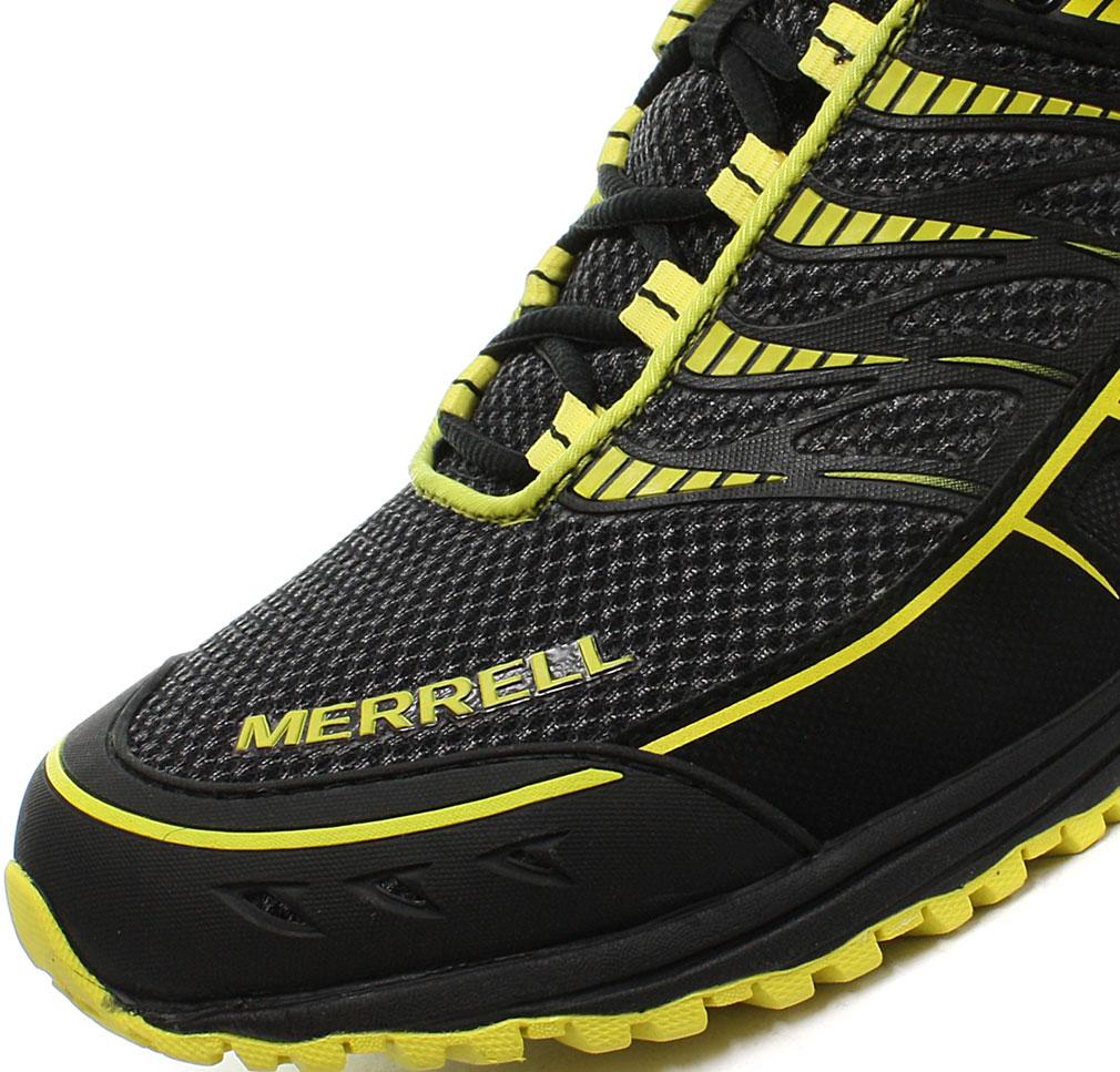 Merrell Mix Master Tuff Mid Waterproof Mens Hiking