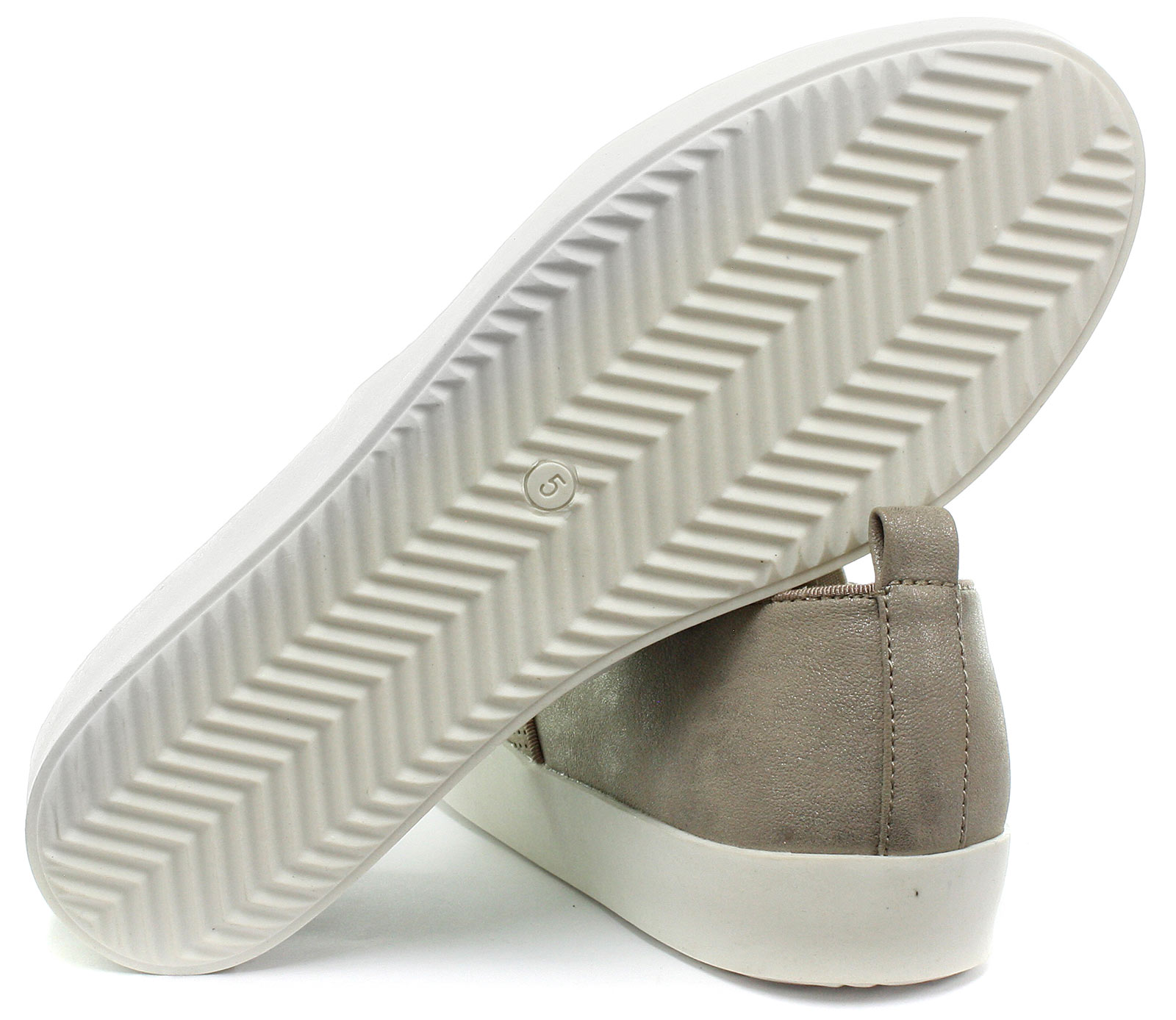 New-Cipriata-Donatella-Womens-Twin-Gusset-Casual-Shoes-ALL-SIZES-AND-COLOURS miniature 12