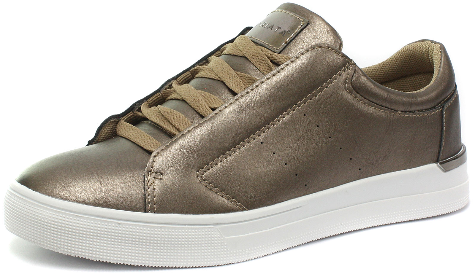 New-Cipriata-Alberta-Bronze-Womens-Glamour-Casual-Trainers-ALL-SIZES
