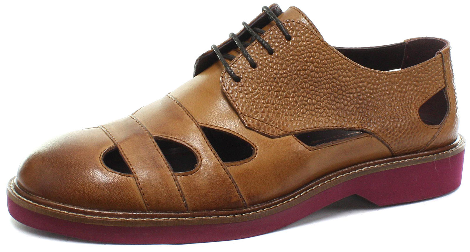 New London Brogues Digby Mens Lace Up COLOURS Shoes ALL SIZES AND COLOURS Up b2e2db