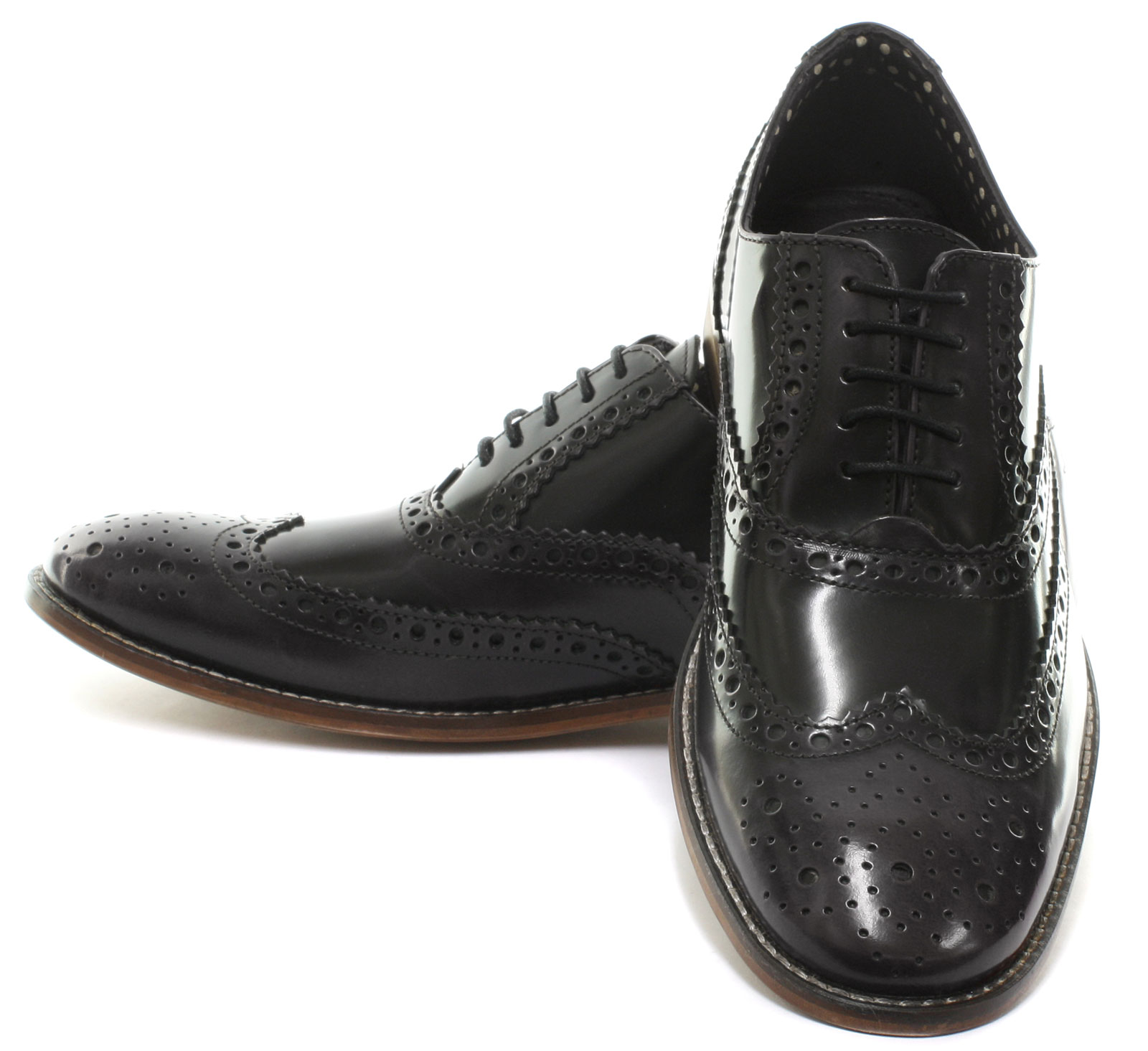 London London London Brogues Gatsby Leather Mens Brogue schuhe ALL GrößeS AND COLOURS f3578a
