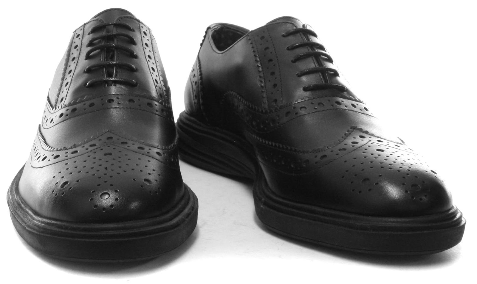 New Schuhes London Brogues Geoffrey   Herren Oxford Brogue Schuhes New ALL SIZES AND COLOURS f4aa1e