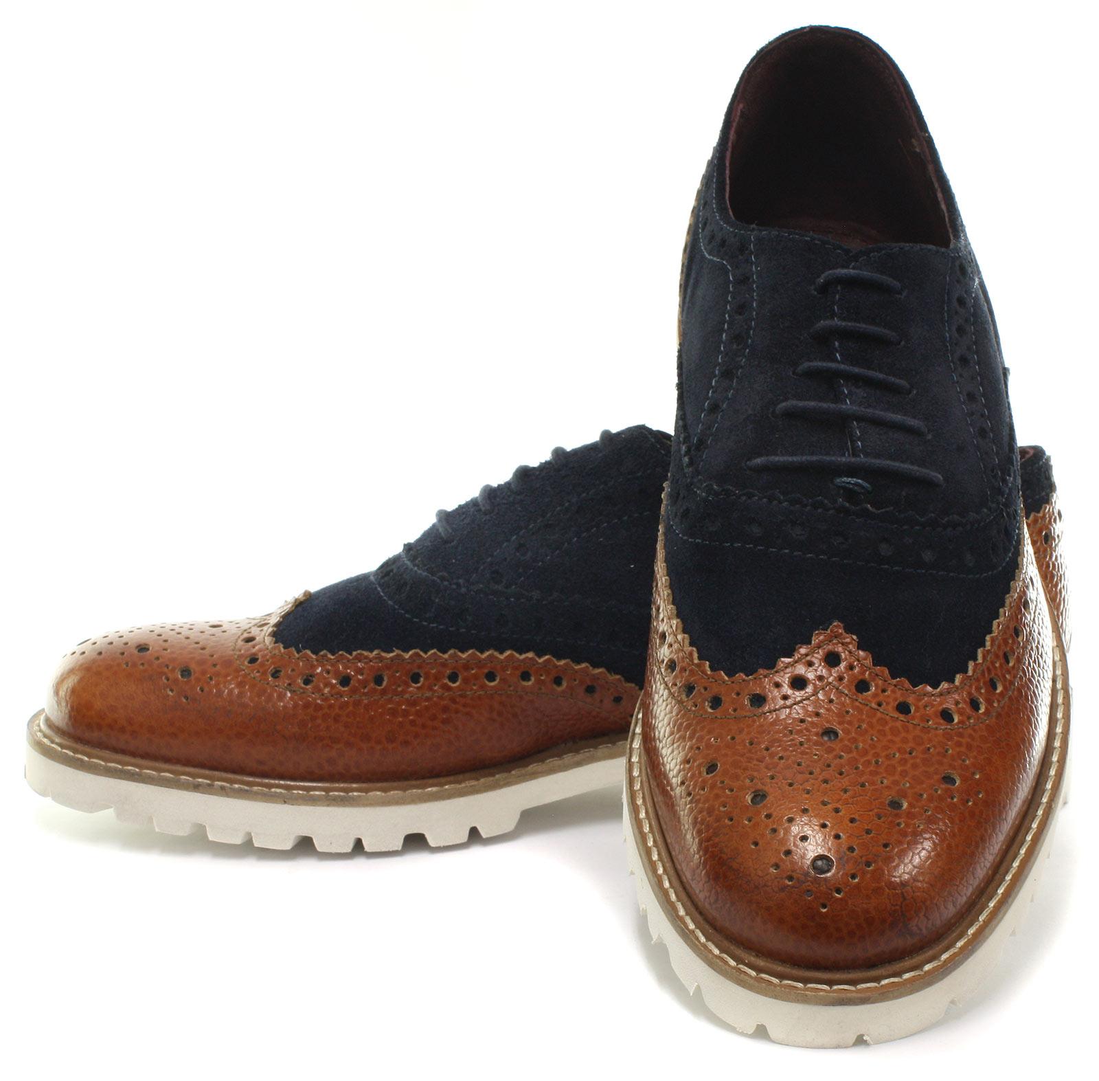 Scarpe casual da uomo    NEW London Brogues Jamie Da Uomo Oxford/CALATA Scarpe tutte le diuomosioni e colori 58f4df