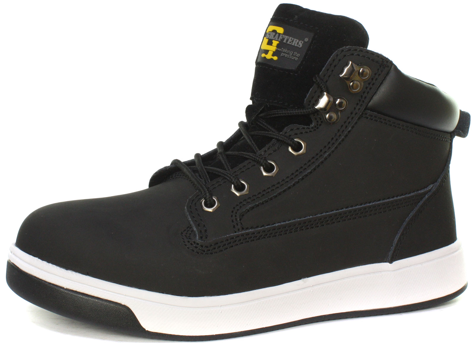 New-Grafters-M057A-Unisex-Safety-Trainer-Boots-ALL-SIZES
