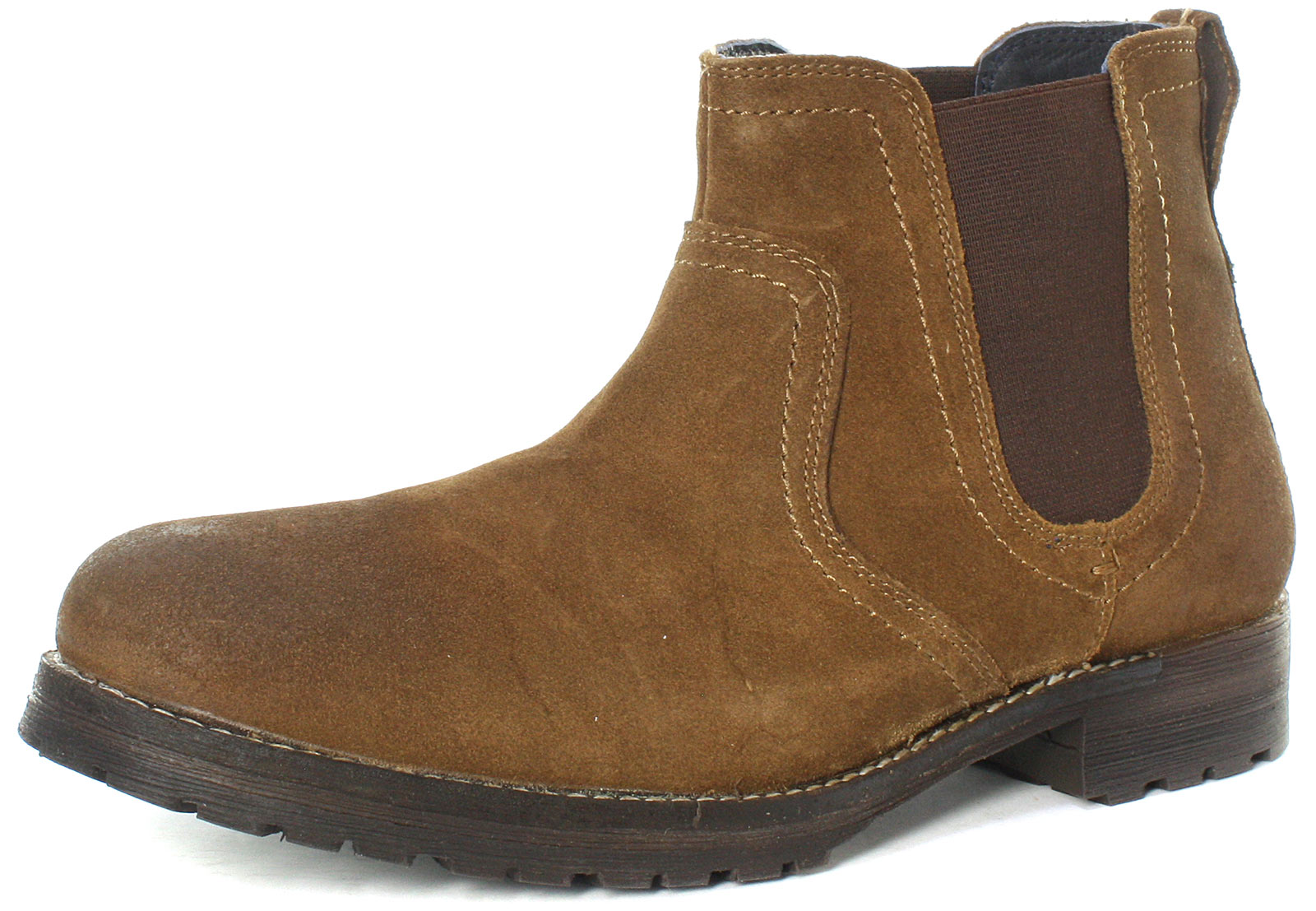 New-Red-Tape-Clifton-Suede-Mens-Chelsea-Boots-ALL-SIZES
