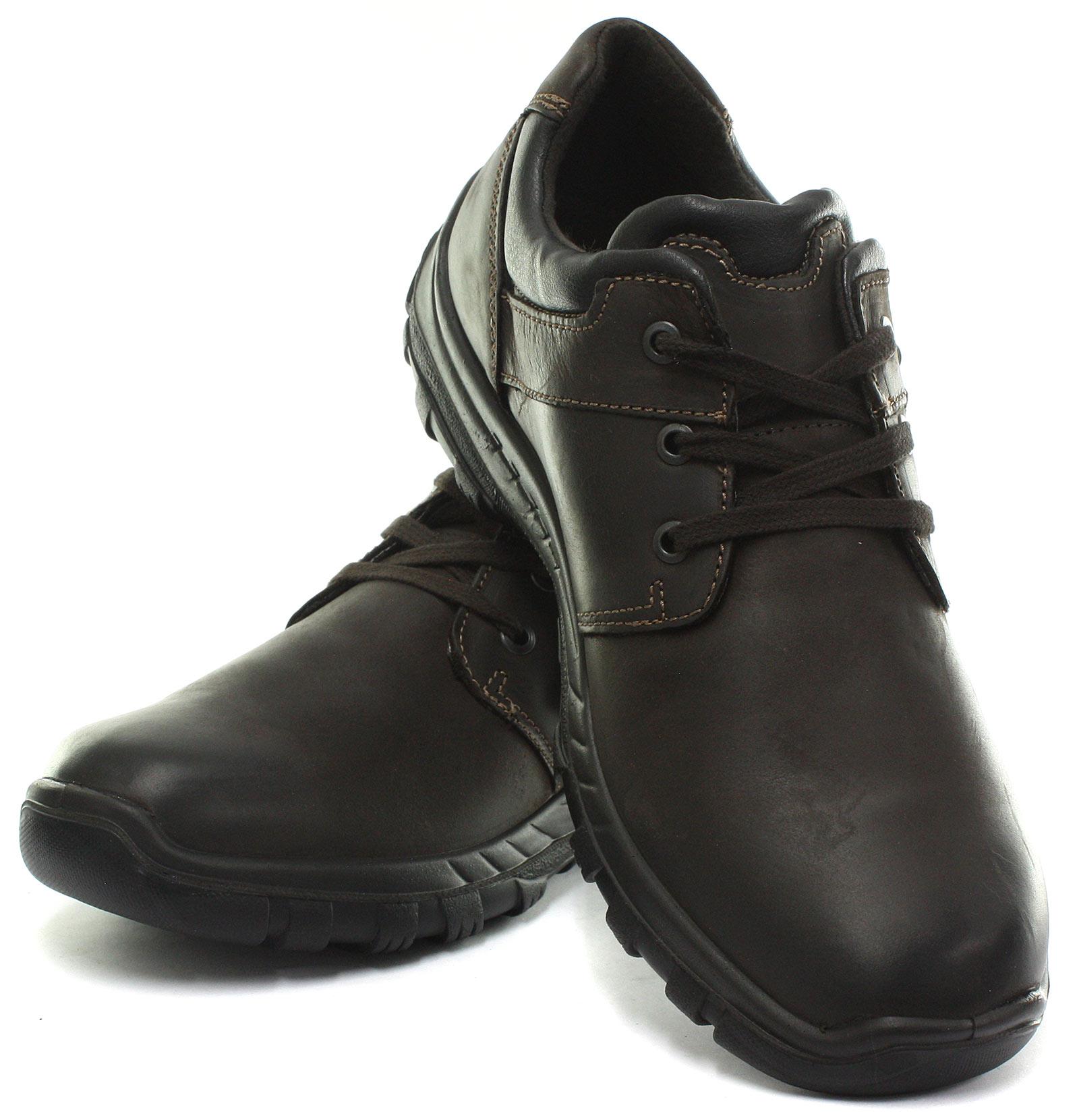 ImacTex-Mens-3-Eye-Leisure-Water-Resistant-Walking-Shoes-ALL-SIZES miniature 2