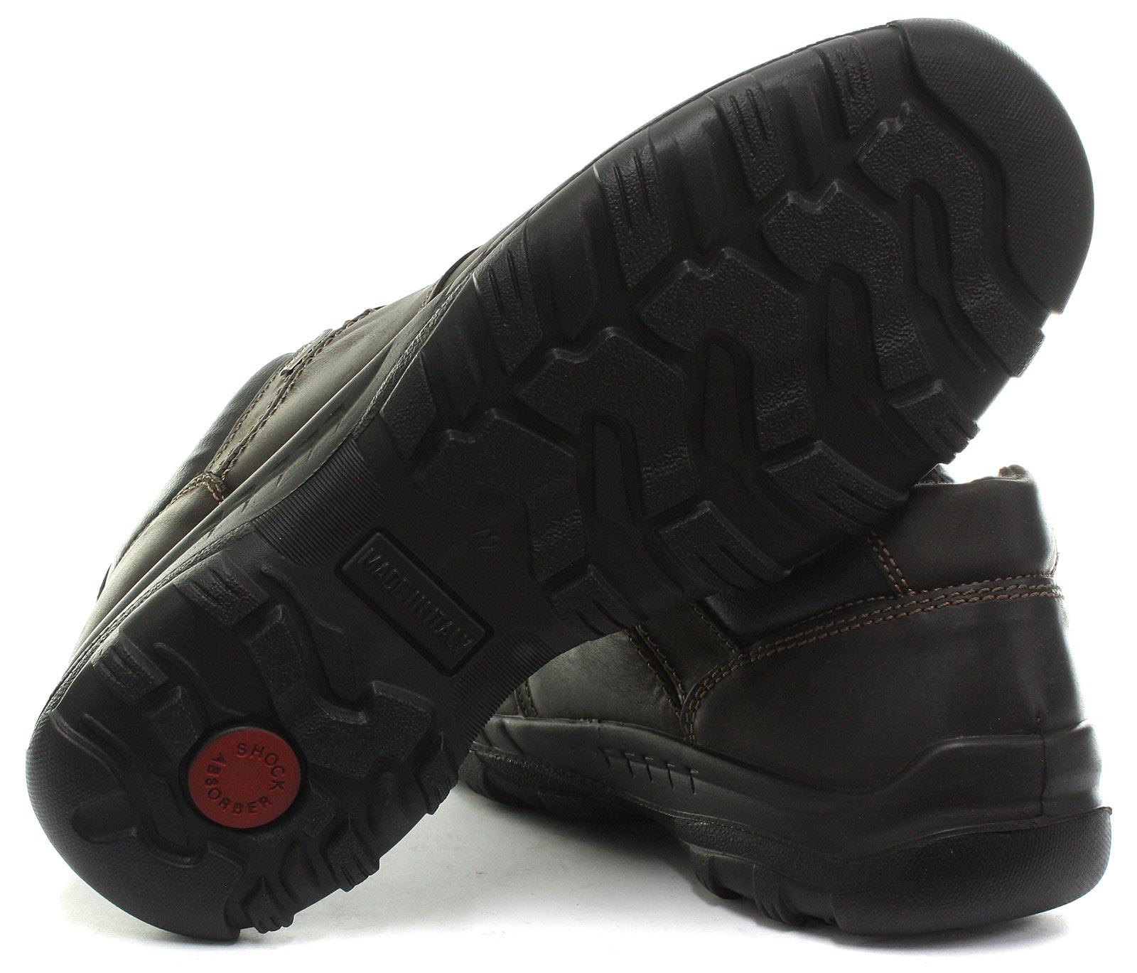 ImacTex-Mens-3-Eye-Leisure-Water-Resistant-Walking-Shoes-ALL-SIZES miniature 3