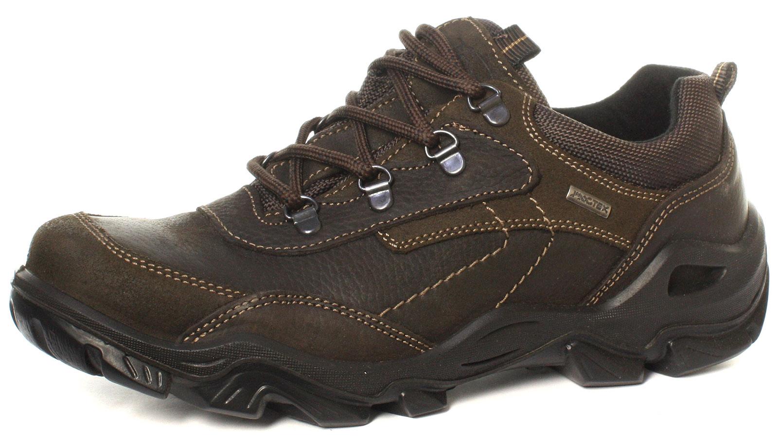IMAC Sendero M374 Cuero Hombre Hi-Performance Zapatos de Senderismo