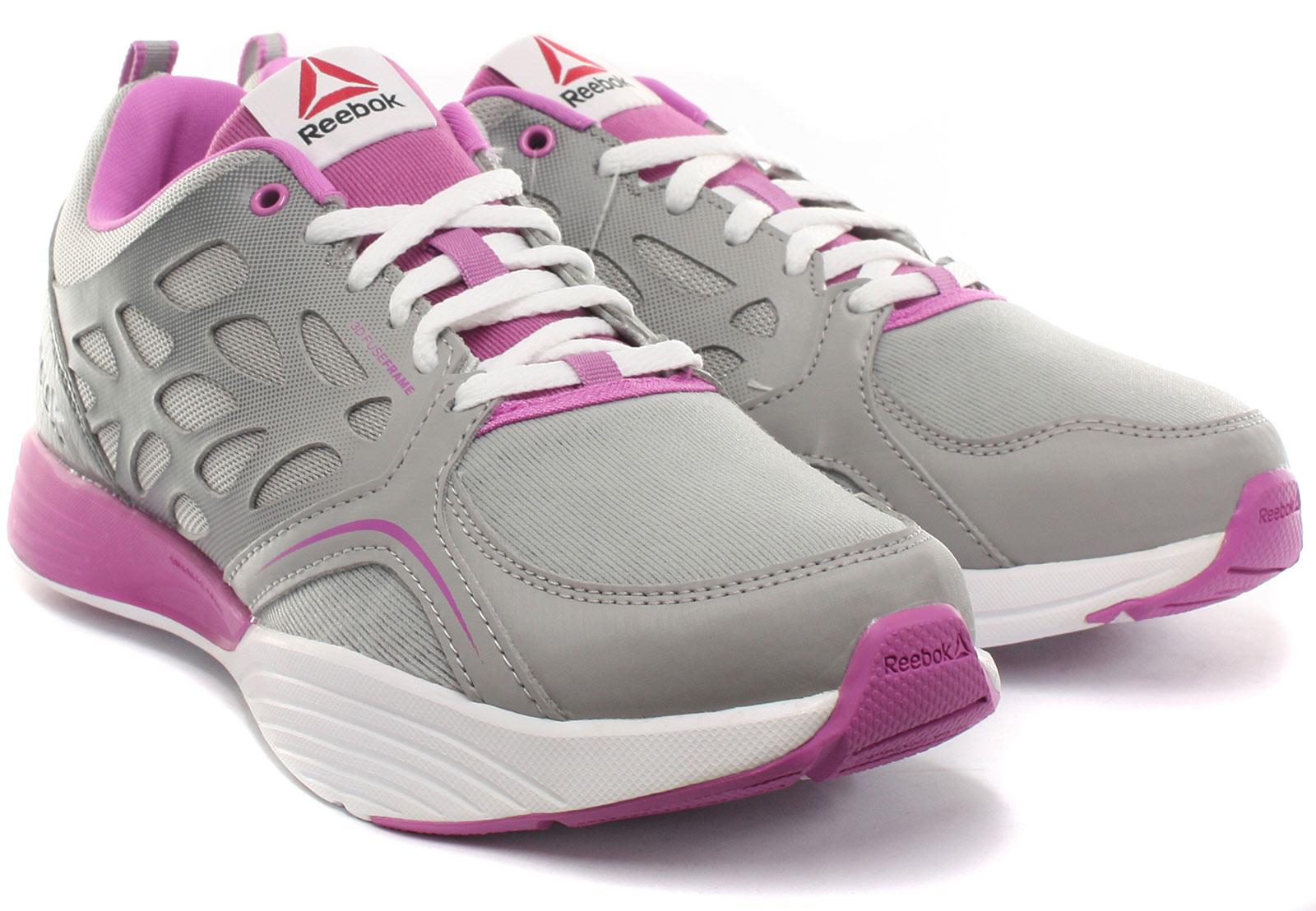 a974597fdb3 Reebok Cardio Inspire Low Womens Studio Fitness Trainers ALL SIZES ...