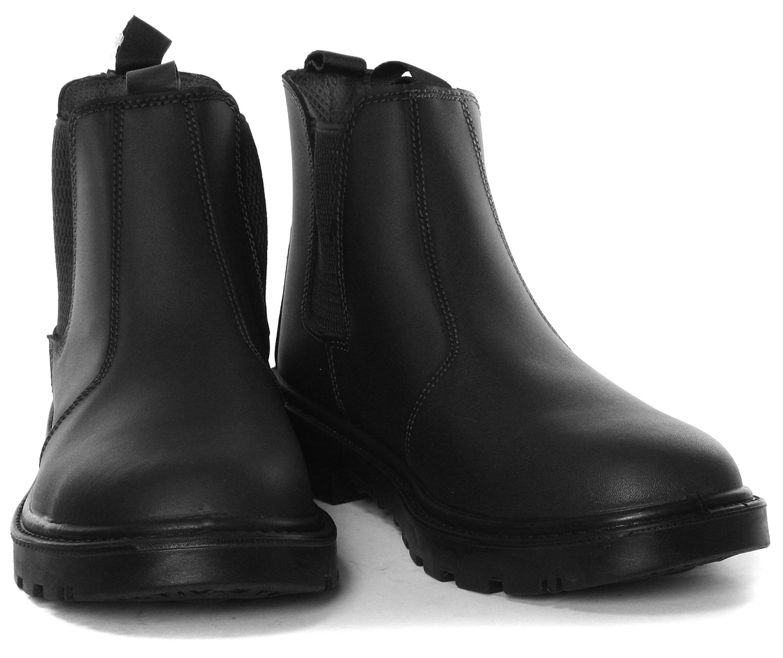 Grafters-Grinder-Twin-Gusset-Dealer-Mens-Safety-Boots-ALL-SIZES-AND-COLOURS miniature 6