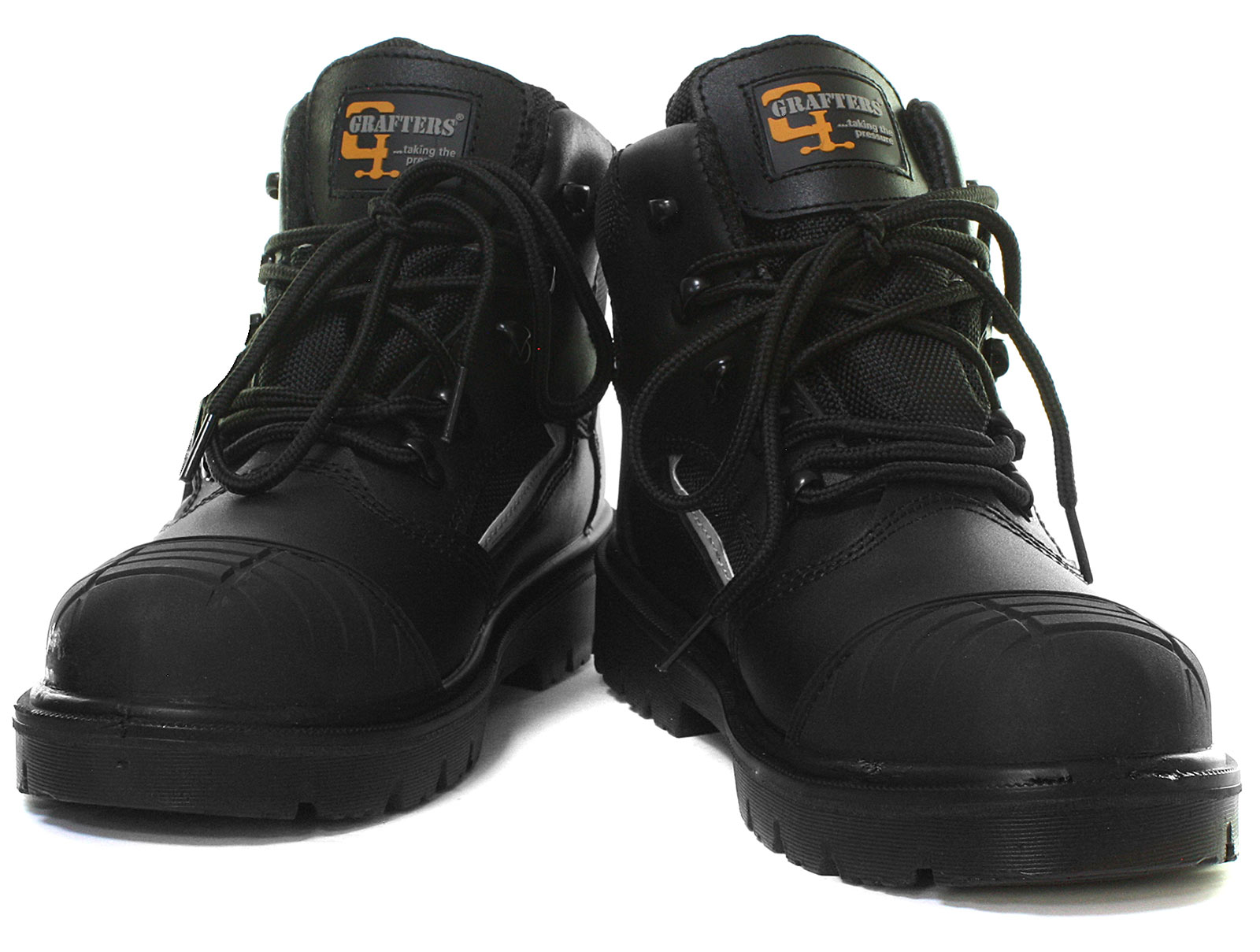 Grafters Boots M850a Sizes Safety Unisex Waterproof Hiker Type All rYrz6UqPwx