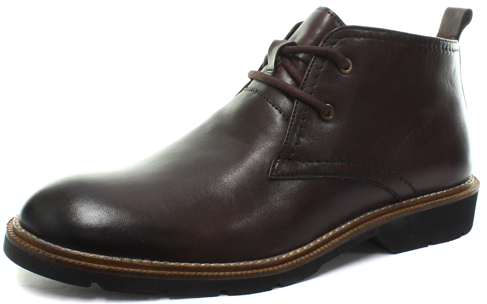 New Roamers 2 Eye Mens Chukka Stiefel ALL GrößeS