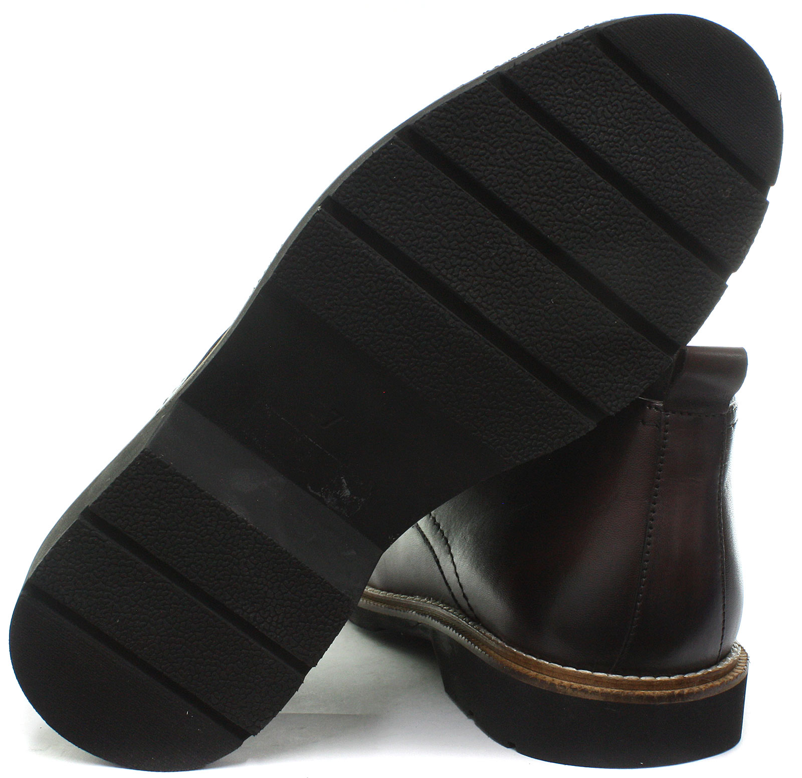 New-Roamers-2-Eye-Mens-Chukka-Boots-ALL-SIZES miniature 3