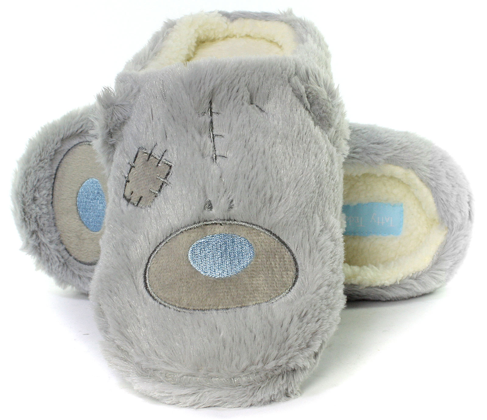 New-Me-to-You-Tatty-Teddy-Womens-Novelty-Mule-Slippers-ALL-SIZES thumbnail 2