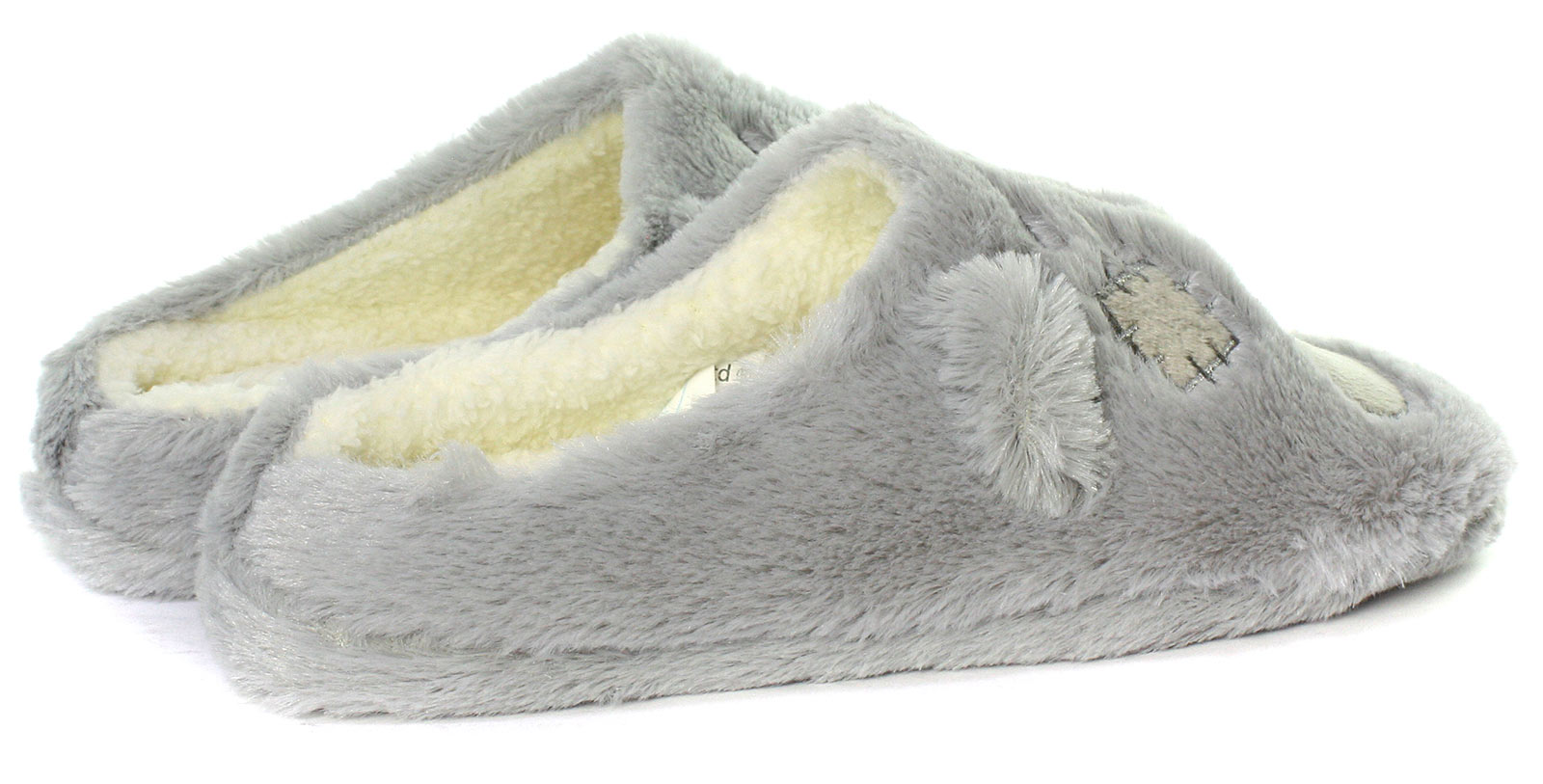 New-Me-to-You-Tatty-Teddy-Womens-Novelty-Mule-Slippers-ALL-SIZES thumbnail 3