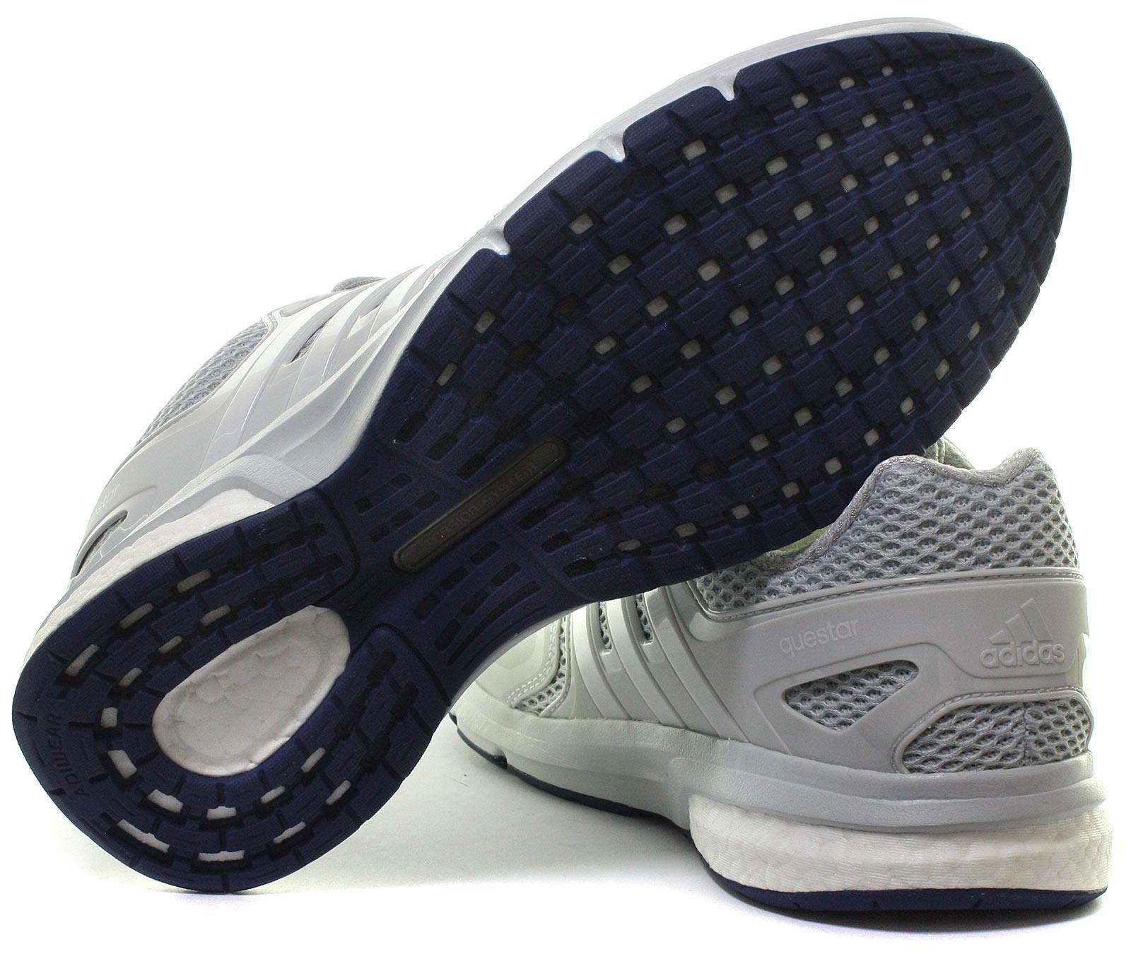 sale retailer b16bb d8037 Neuf Adidas Questar Chaussures de Running pour Homme   Baskets Toutes les 3  3 sur 6 Voir Plus