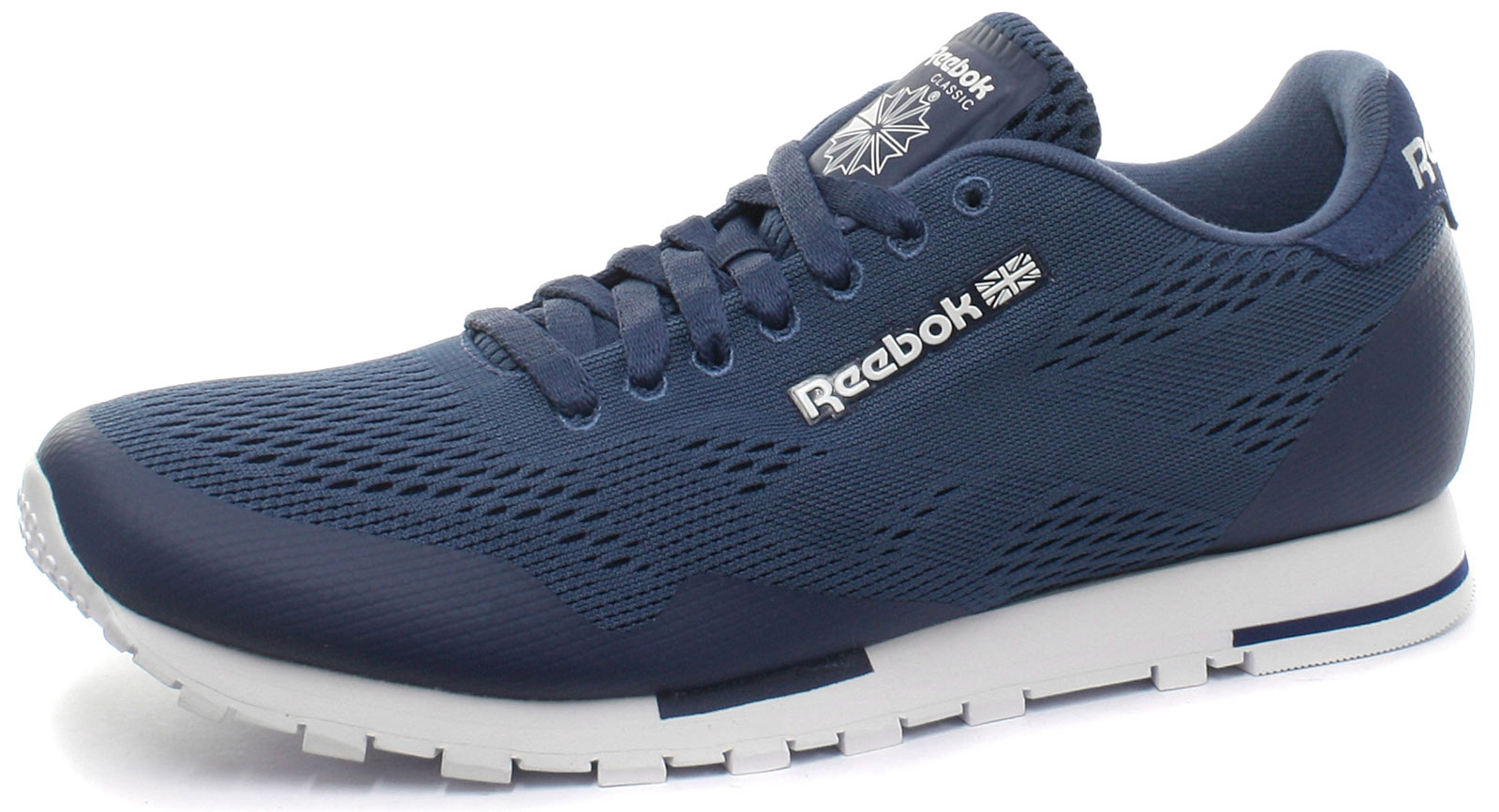 80f5caa6bd6 Reebok Classic Runner Sneaker Mens Shoes Classics SNEAKERS Blue V67725 UK  6.5. About this product. Picture 1 of 6 ...