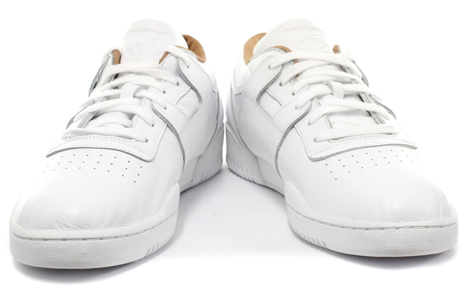 8c81cbb2bfb2 New Reebok Classic Workout Lo Clean PN Mens Trainers ALL SIZES 2 2 sur 6 ...