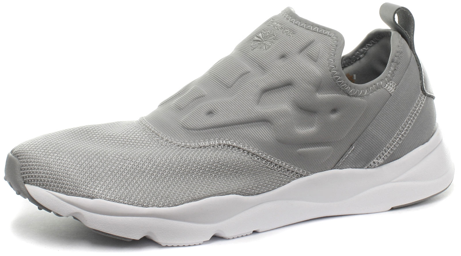 the latest 043b6 adcab Image is loading Reebok-Classic-Furylite-Slip-Contemporary-Womens -Trainers-ALL-