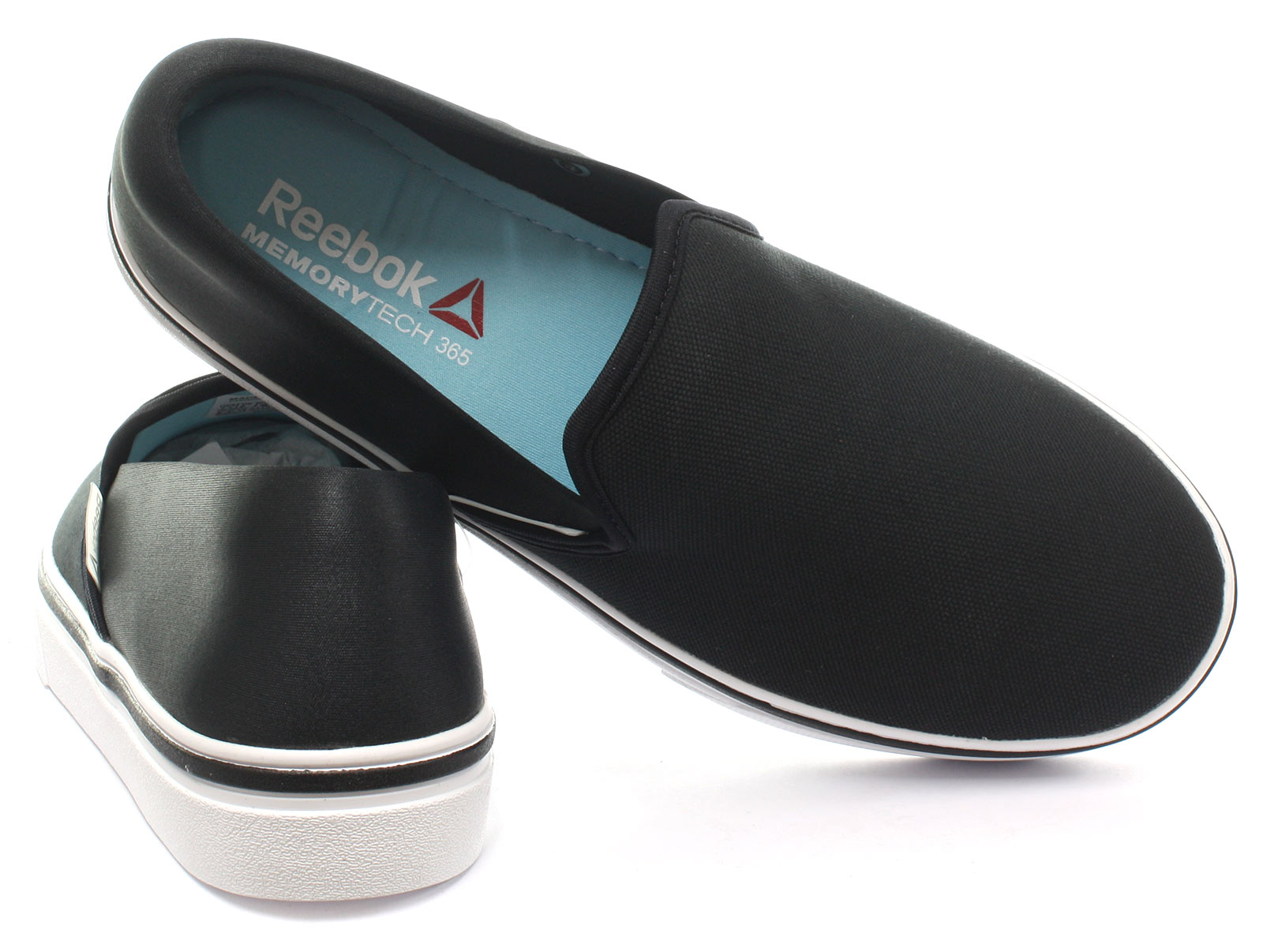 91a9218aa27 New Reebok Skyscape Viva CV Womens Casual Slip On Trainers ALL SIZES 4 4 of  6 See More