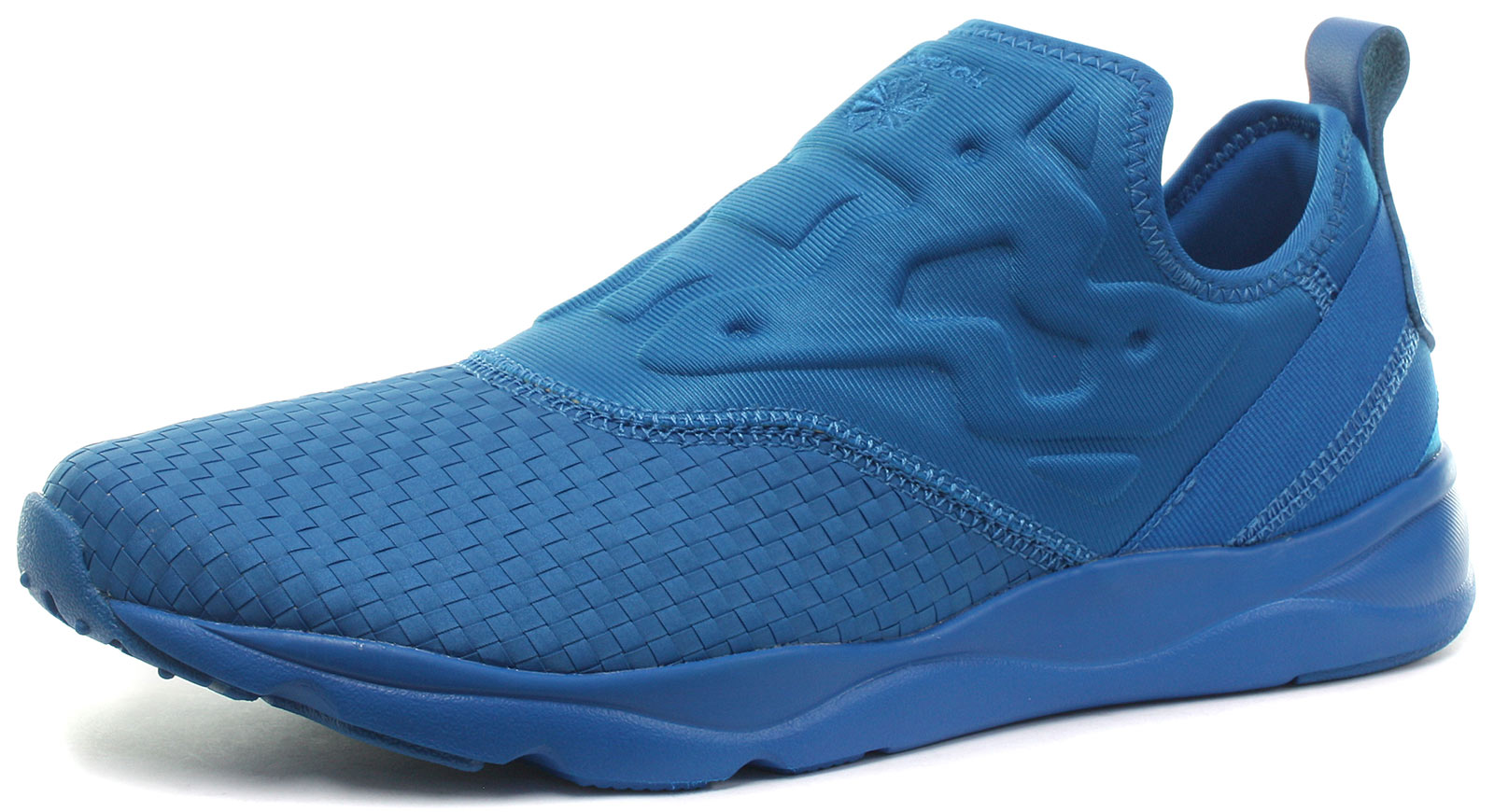 0442b01fcf2 Reebok Furylite Slip-on WW Men Classics Sneaker Men s Shoes Blue ...