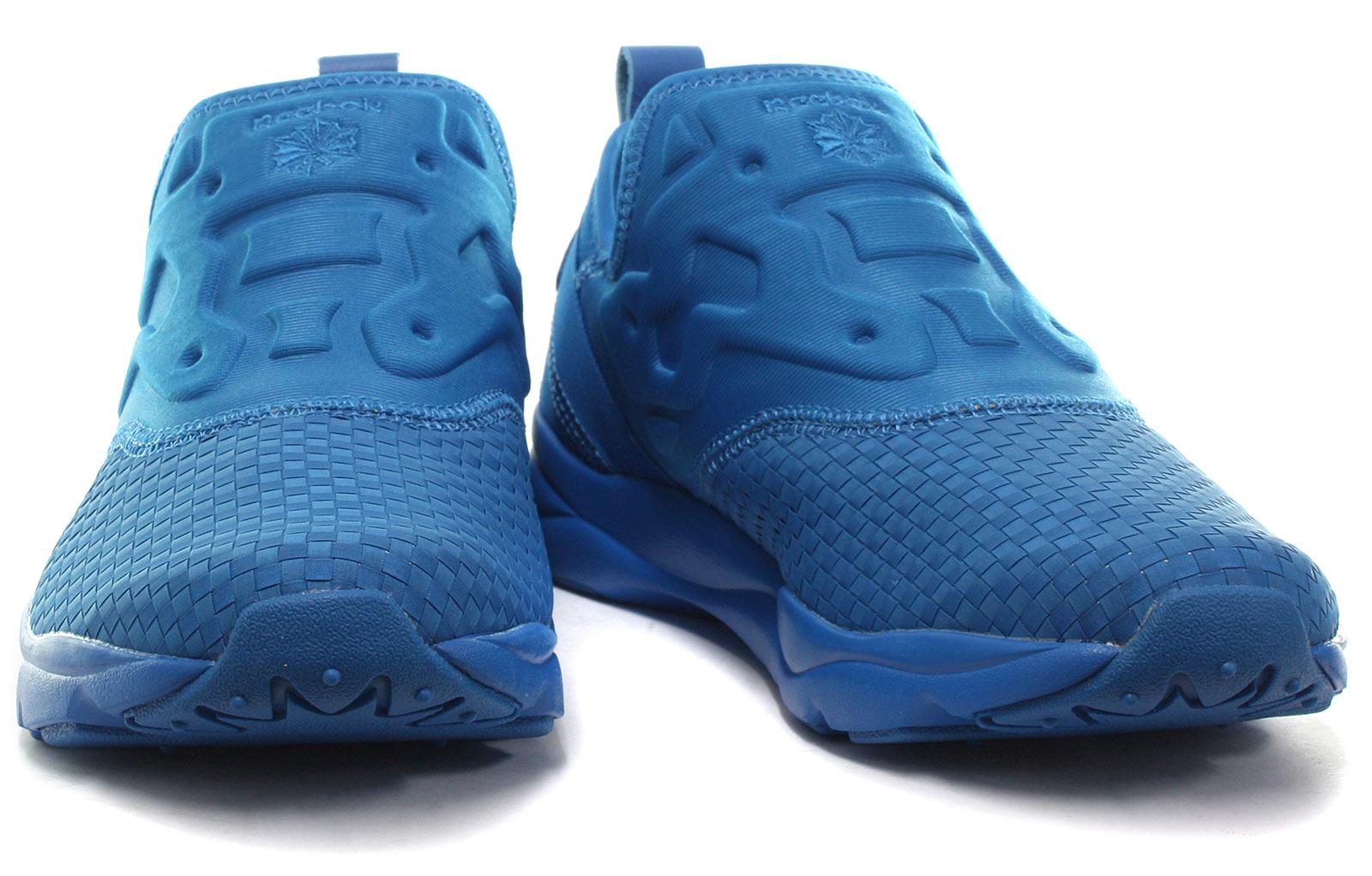 Neuf Classic Slip on Sneakers Reebok Baskets Furylite Homme Ww rqpxUrw