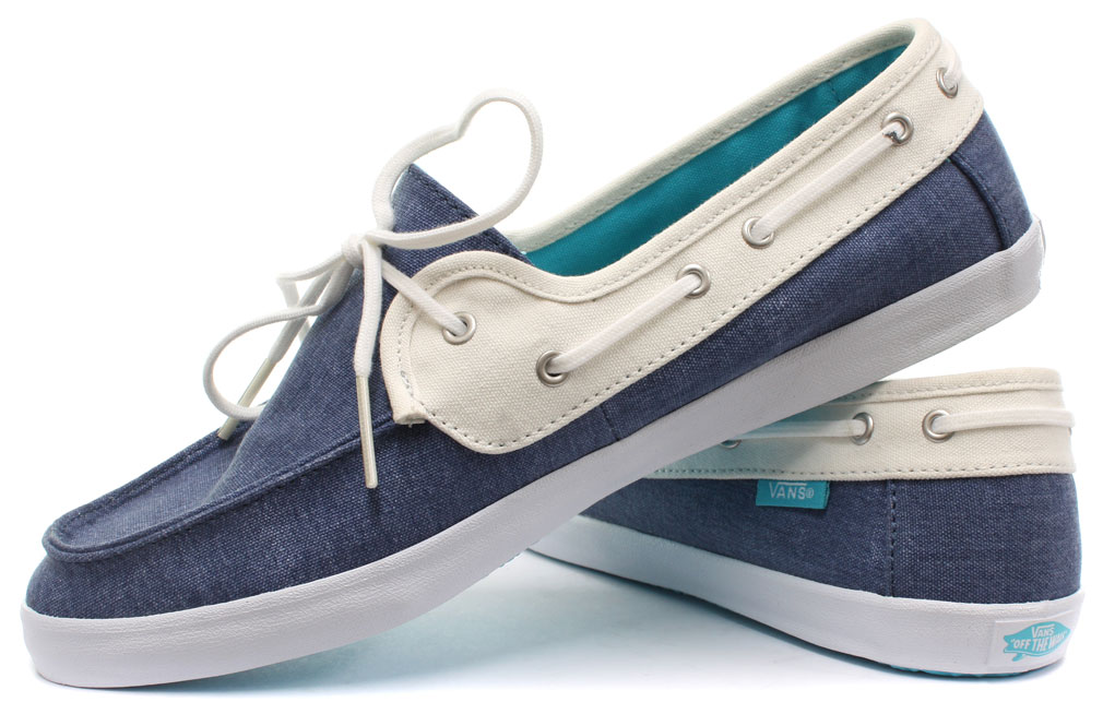 zapatos nauticos vans