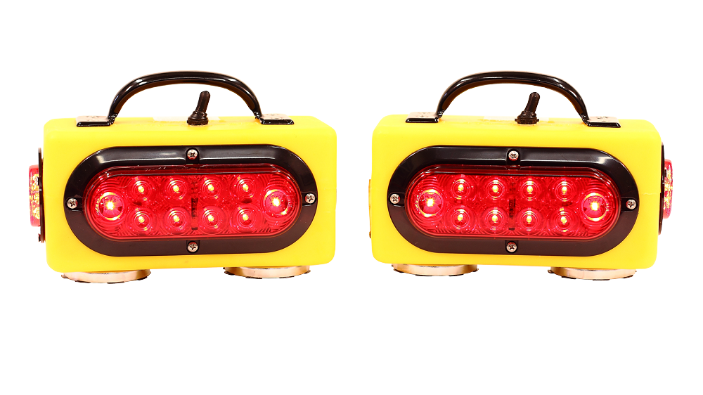 towmate tm3 magnetic wireless tow truck lights car tow lights ebay. Black Bedroom Furniture Sets. Home Design Ideas
