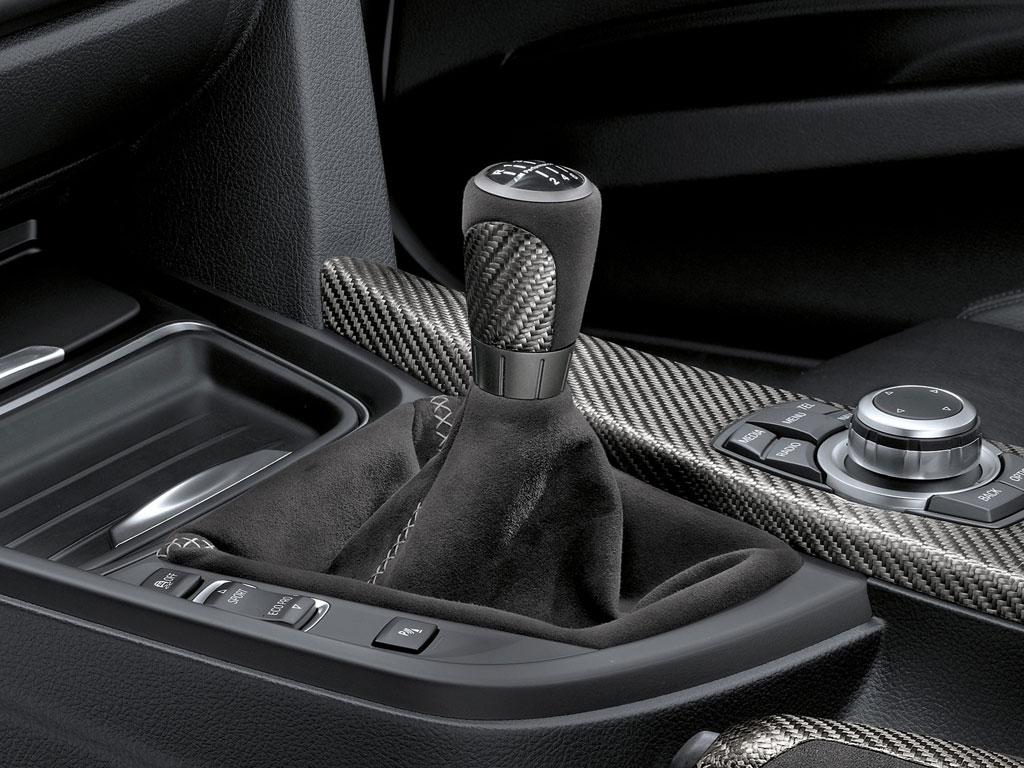Bmw e34 m technic leather gear shift knob stick 5 speed manual.
