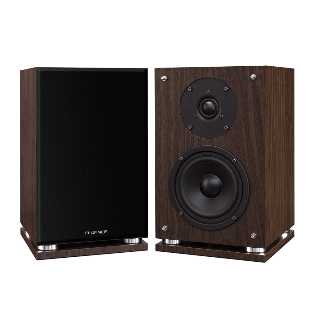 Click here for SX6 High Definition Two-way Bookshelf Loudspeakers... prices