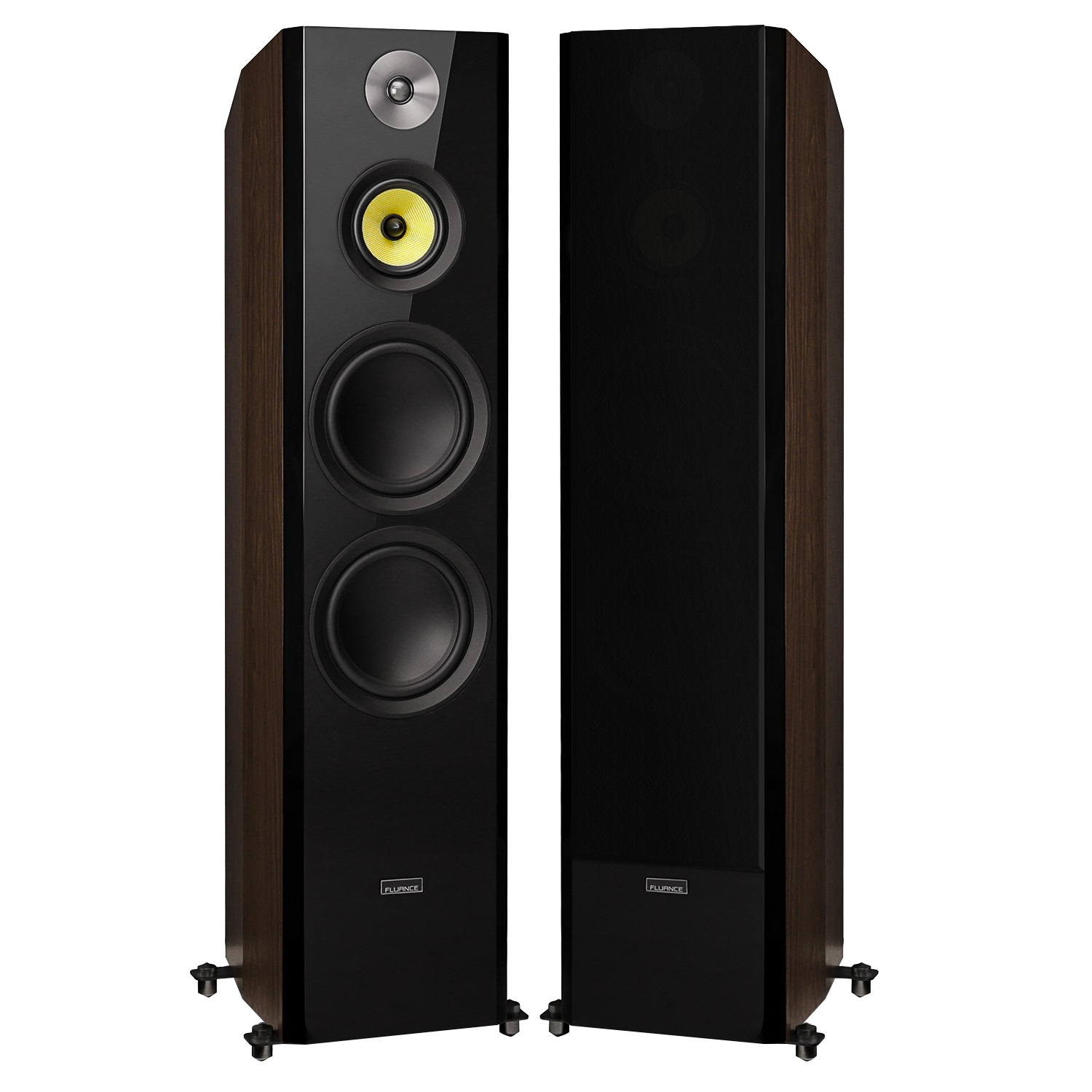 Fluance Signature Series Hi Fi 3 Way Floorstanding