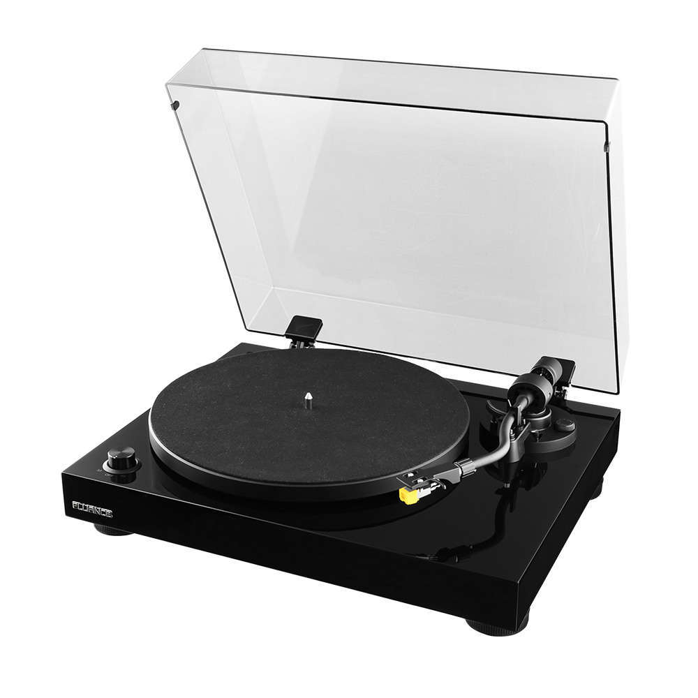 Fluance Rt80 Hifi Vinyl Turntable Record Player Premium
